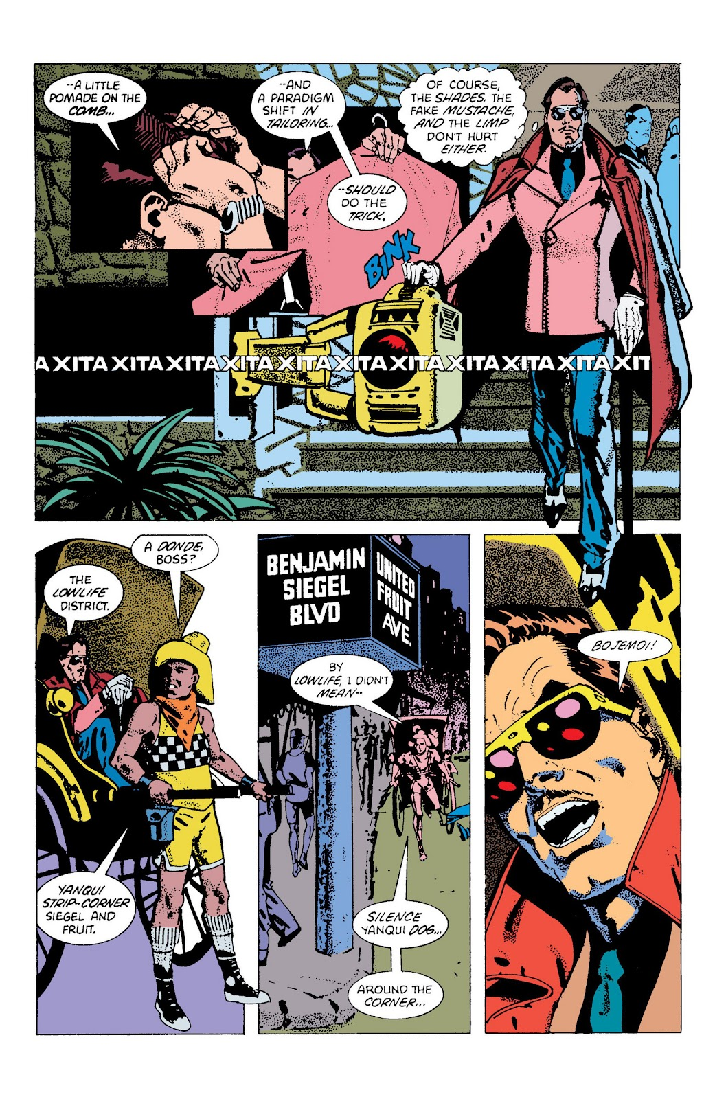 American Flagg! issue Definitive Collection (Part 2) - Page 51