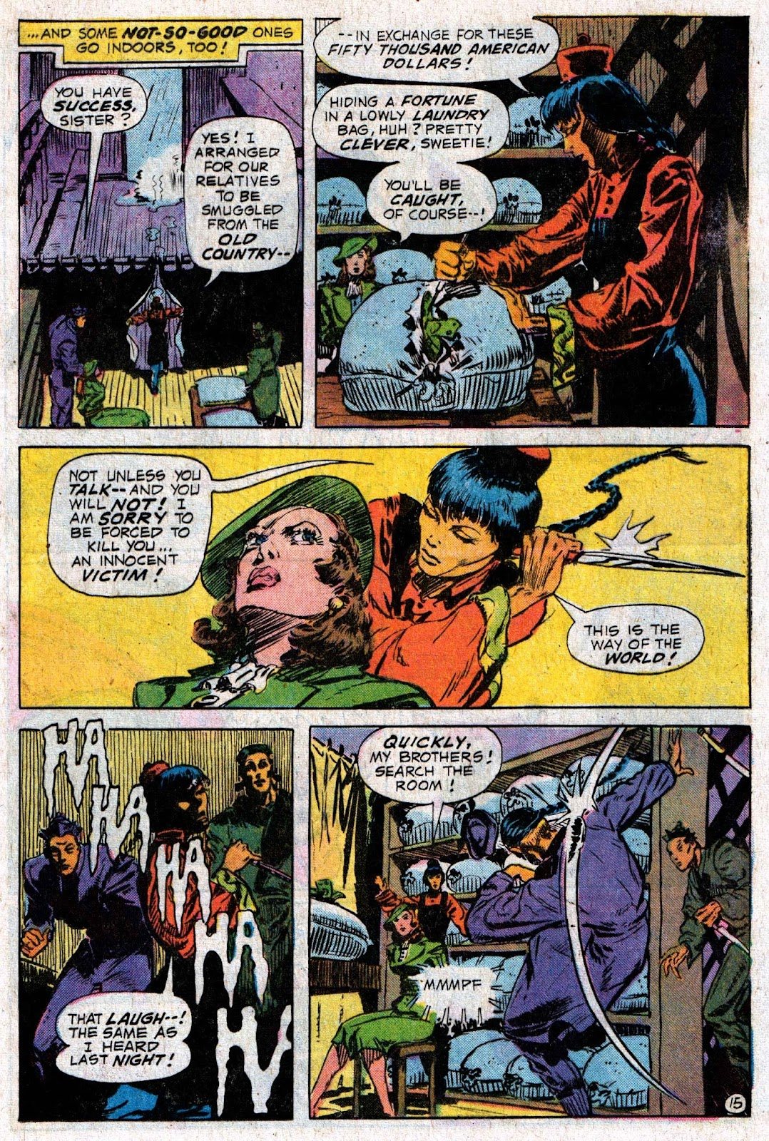 The Shadow (1973) issue 6 - Page 25