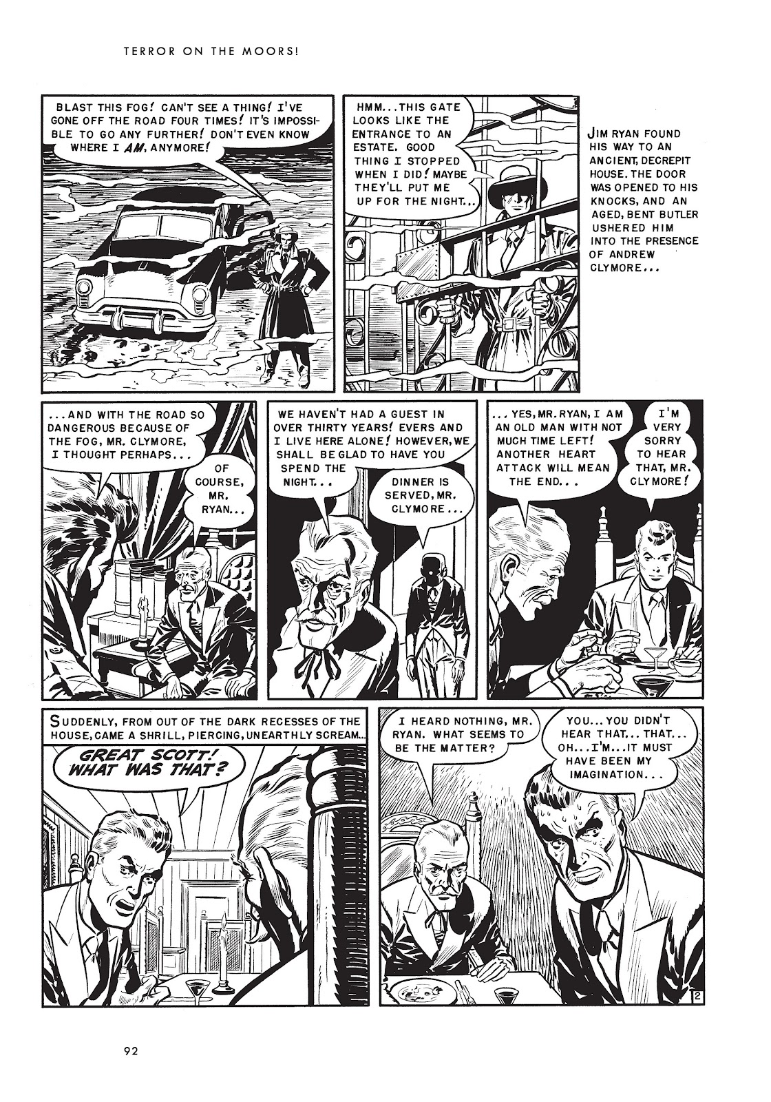 Read online Voodoo Vengeance and Other Stories comic -  Issue # TPB (Part 2) - 10