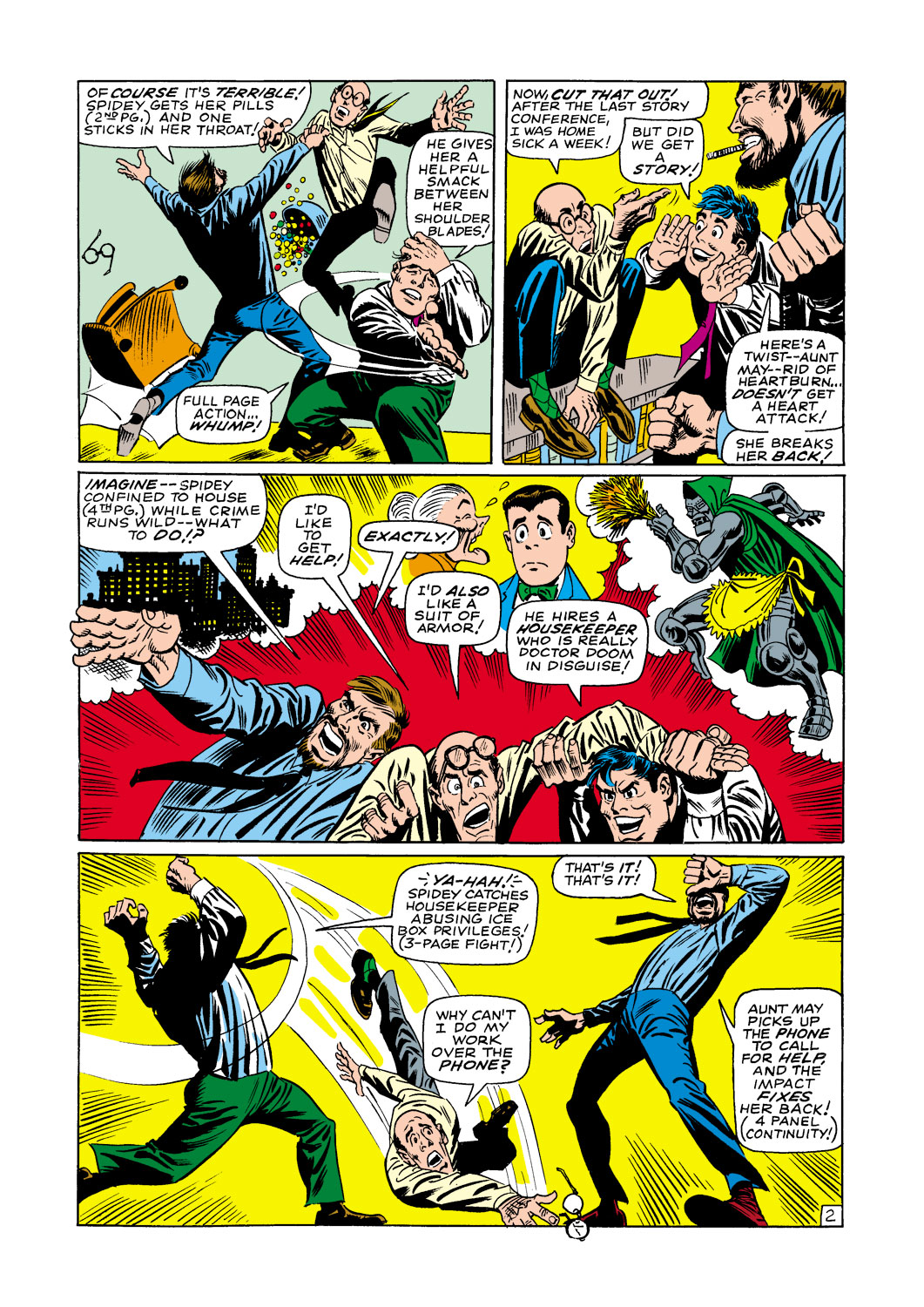 The Amazing Spider-Man (1963) _Annual_5 Page 44