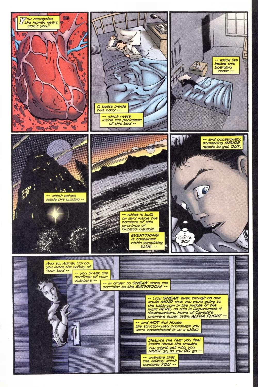 Read online Alpha Flight (1997) comic -  Issue #7 - 3