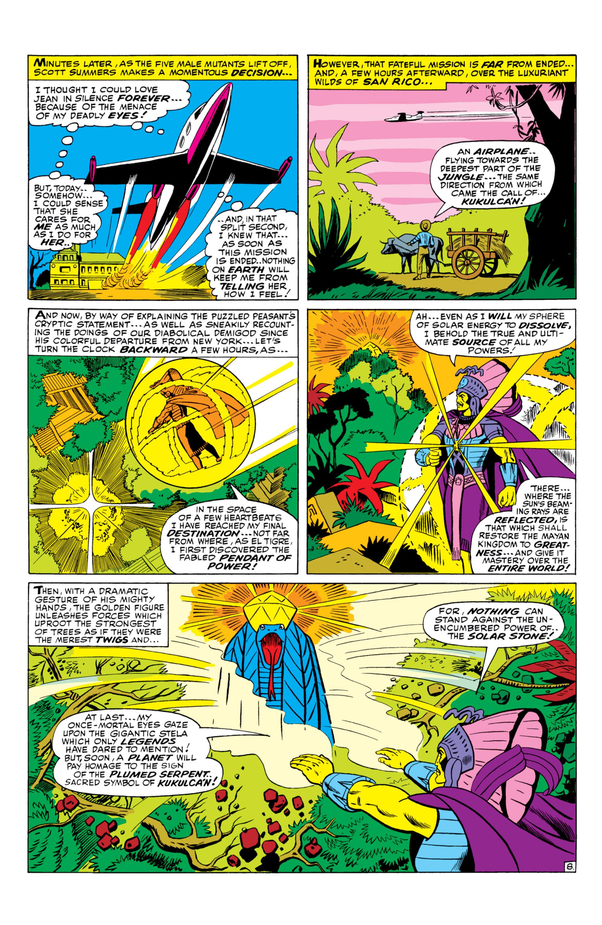 Read online Uncanny X-Men (1963) comic -  Issue #26 - 9