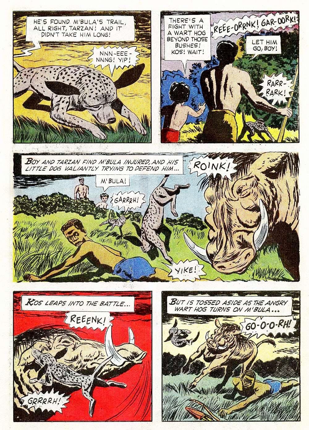 Tarzan (1962) issue 136 - Page 27
