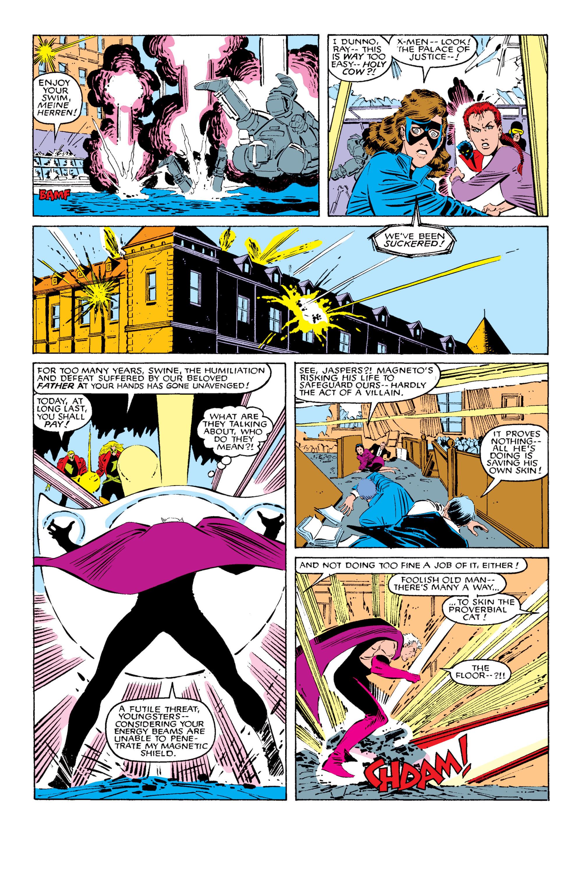 Read online Uncanny X-Men (1963) comic -  Issue #200 - 33