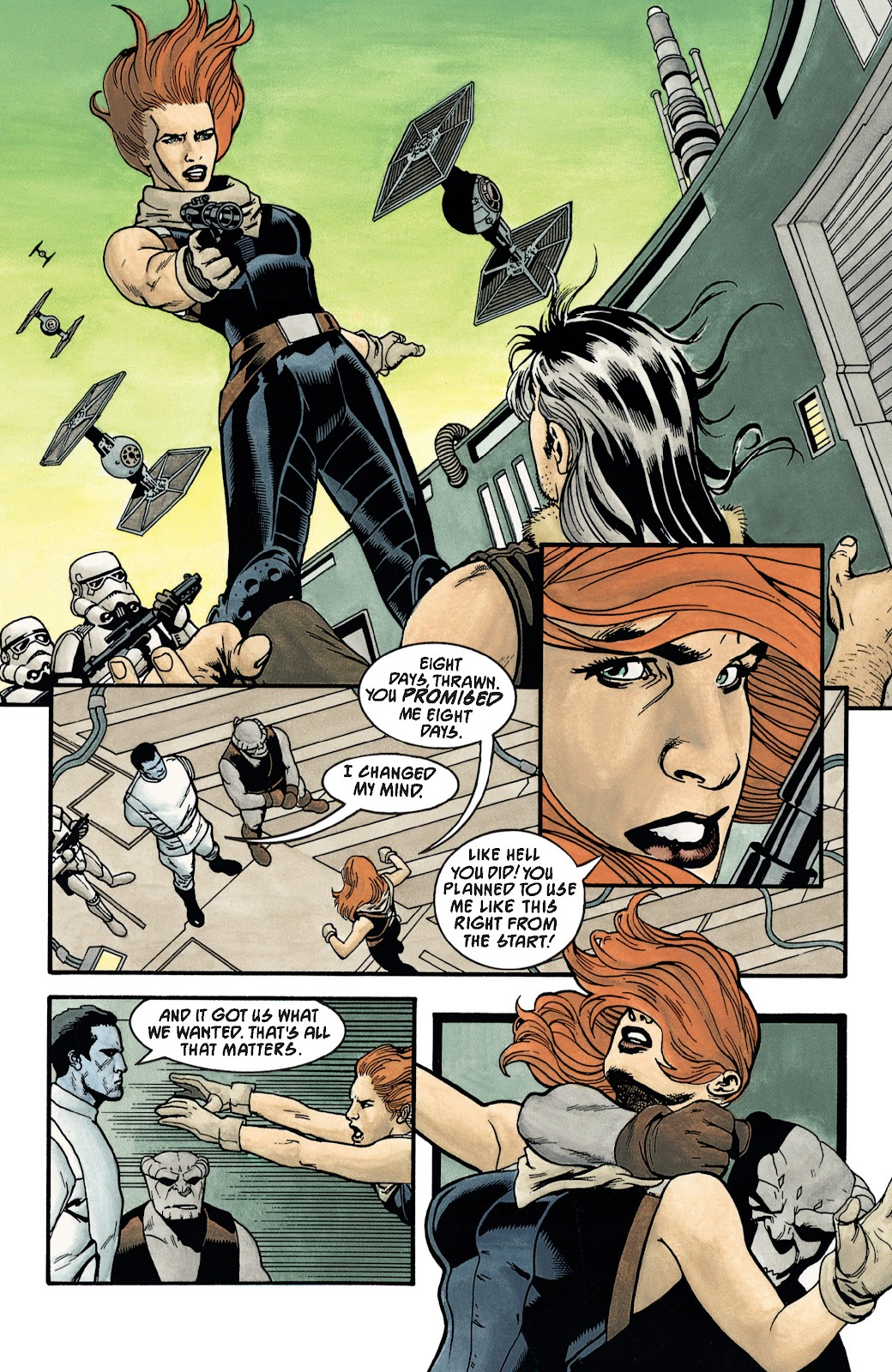 Read online Star Wars Legends: The New Republic - Epic Collection comic -  Issue # TPB 4 (Part 3) - 37