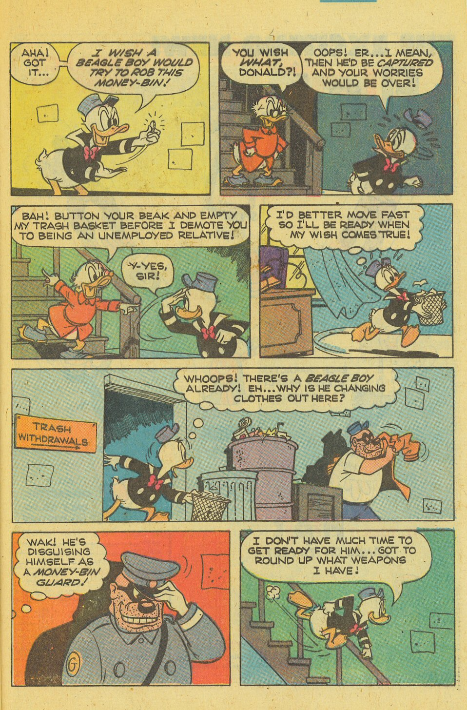 Read online Uncle Scrooge (1953) comic -  Issue #169 - 29