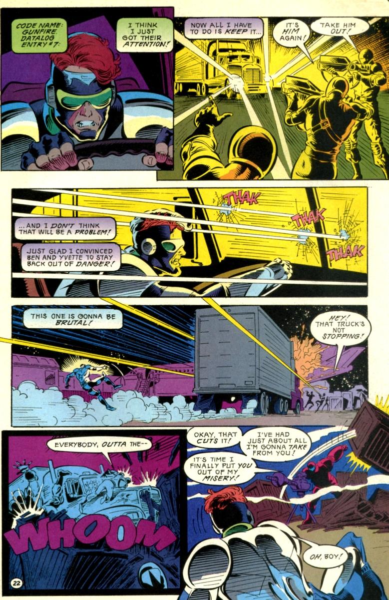 Read online Gunfire comic -  Issue #2 - 27