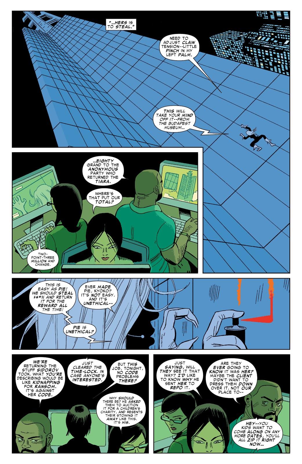 Amazing Spider-Man Presents: Black Cat Issue #4 #4 - English 23