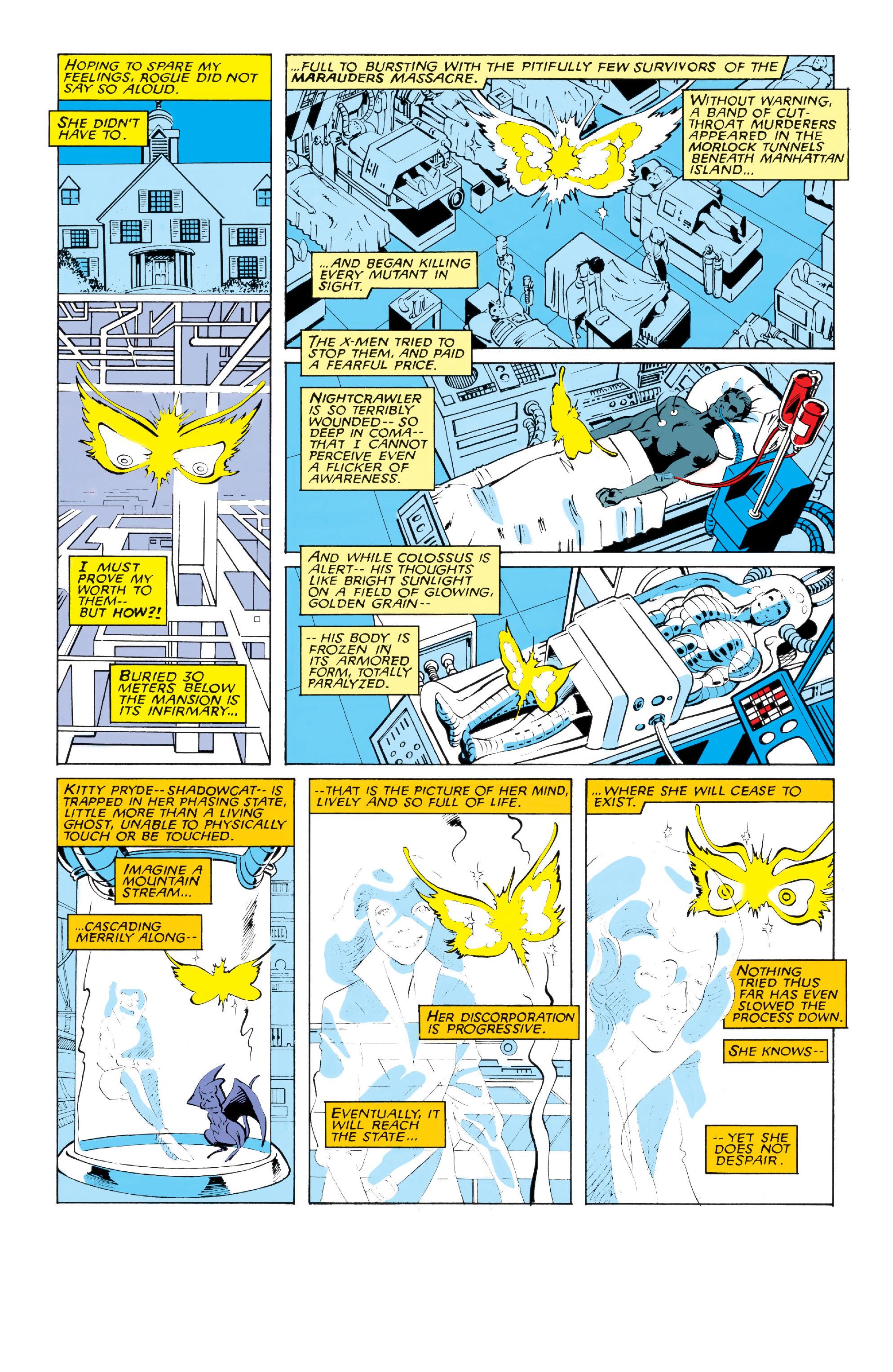 Read online Uncanny X-Men (1963) comic -  Issue #213 - 4