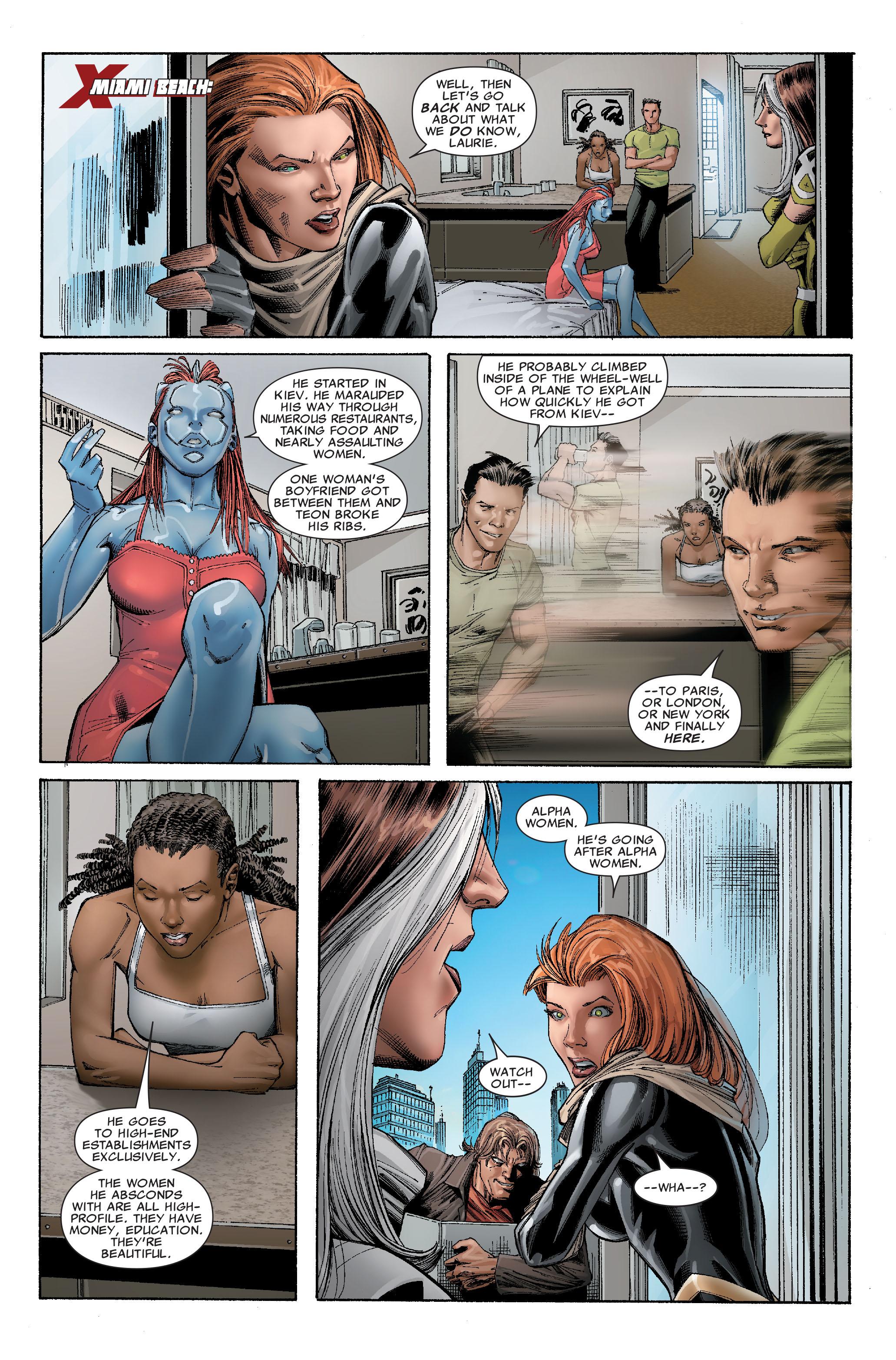 Read online Uncanny X-Men (1963) comic -  Issue #529 - 12