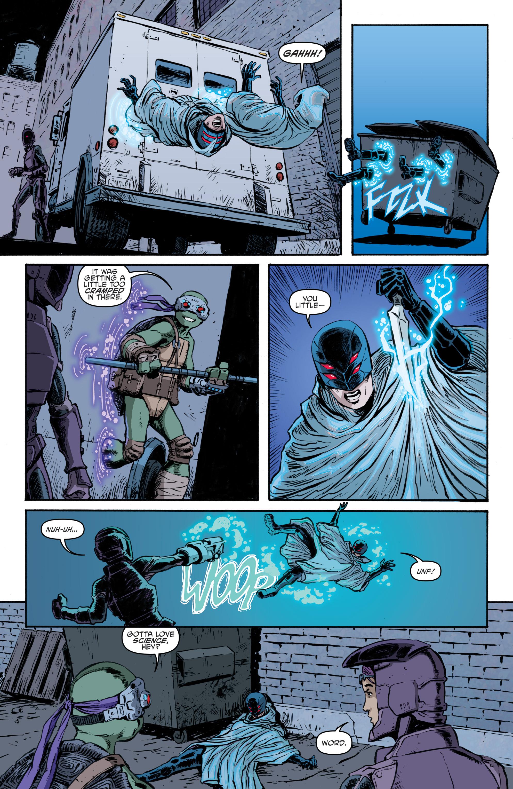 Read online Teenage Mutant Ninja Turtles (2011) comic -  Issue #70 - 32