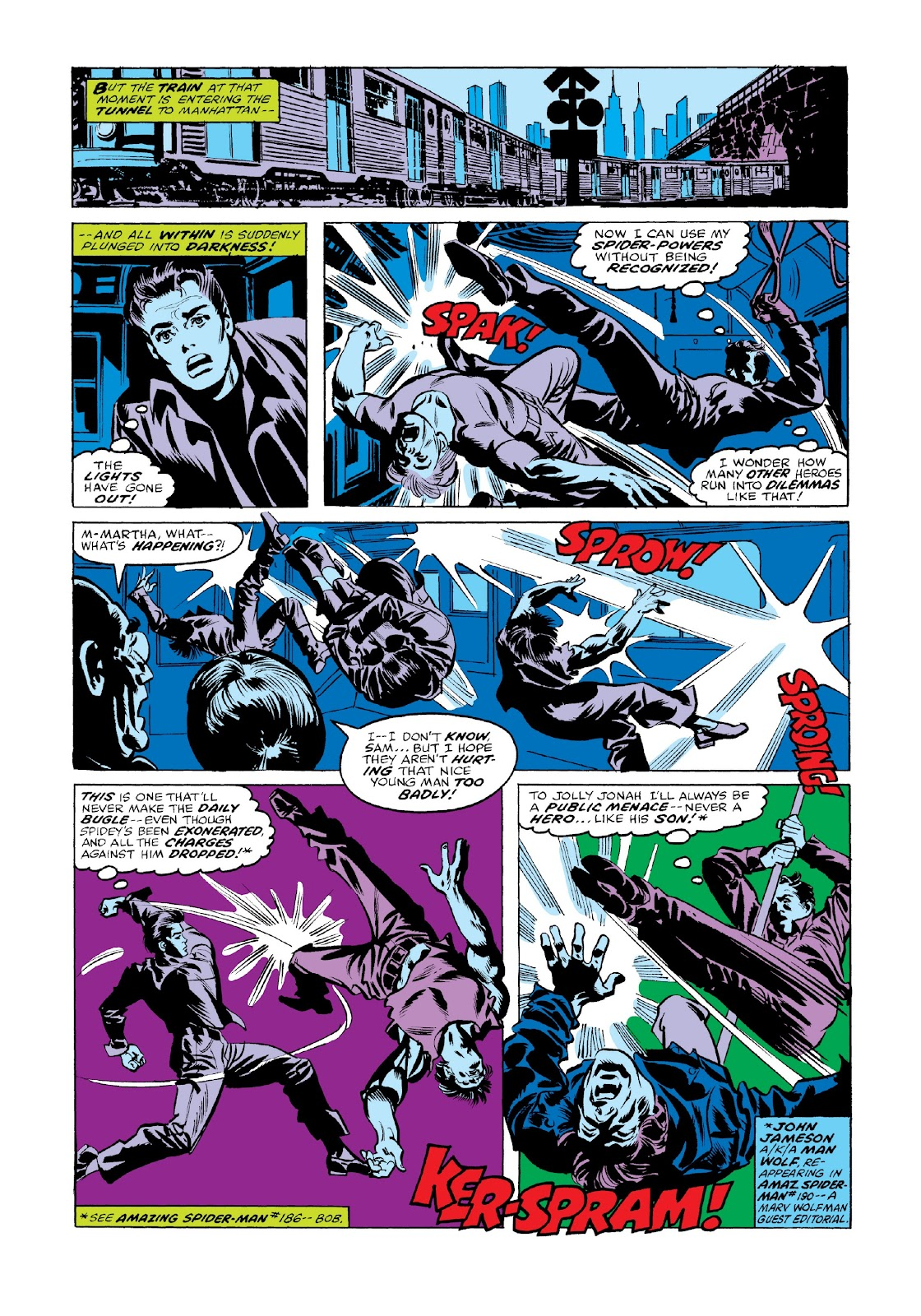 Read online Marvel Masterworks: The Spectacular Spider-Man comic -  Issue # TPB 2 (Part 2) - 57