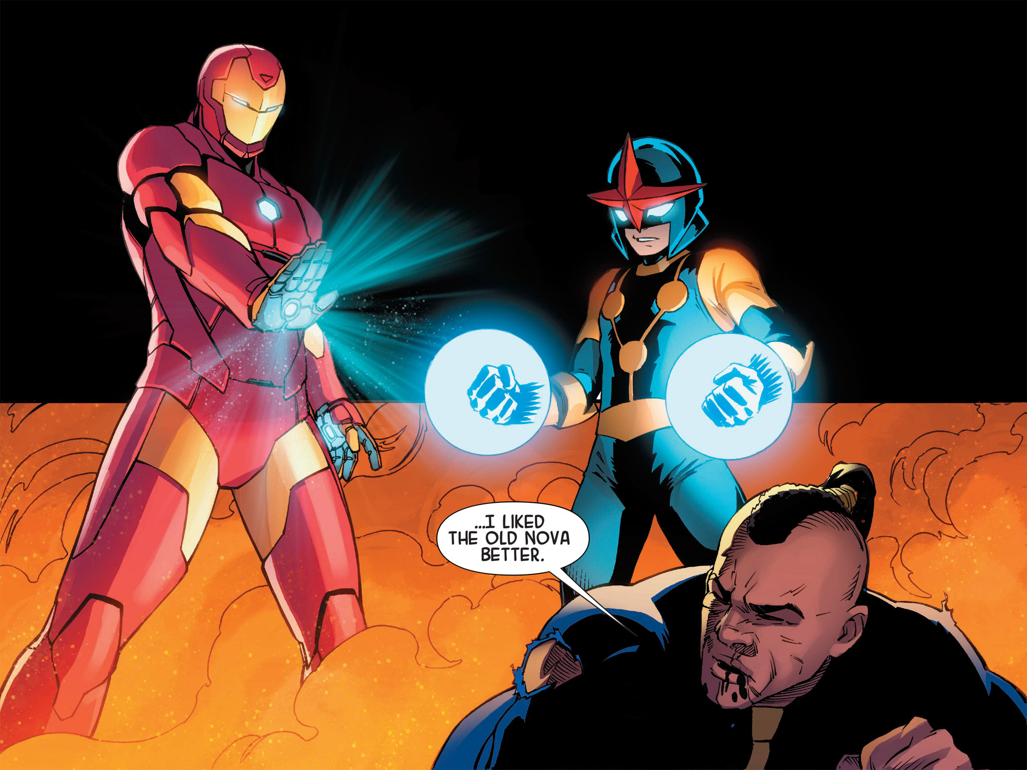 Read online A Year Of Marvels: June Infinite Comic comic -  Issue #A Year Of Marvels: June Infinite Comic Full - 67