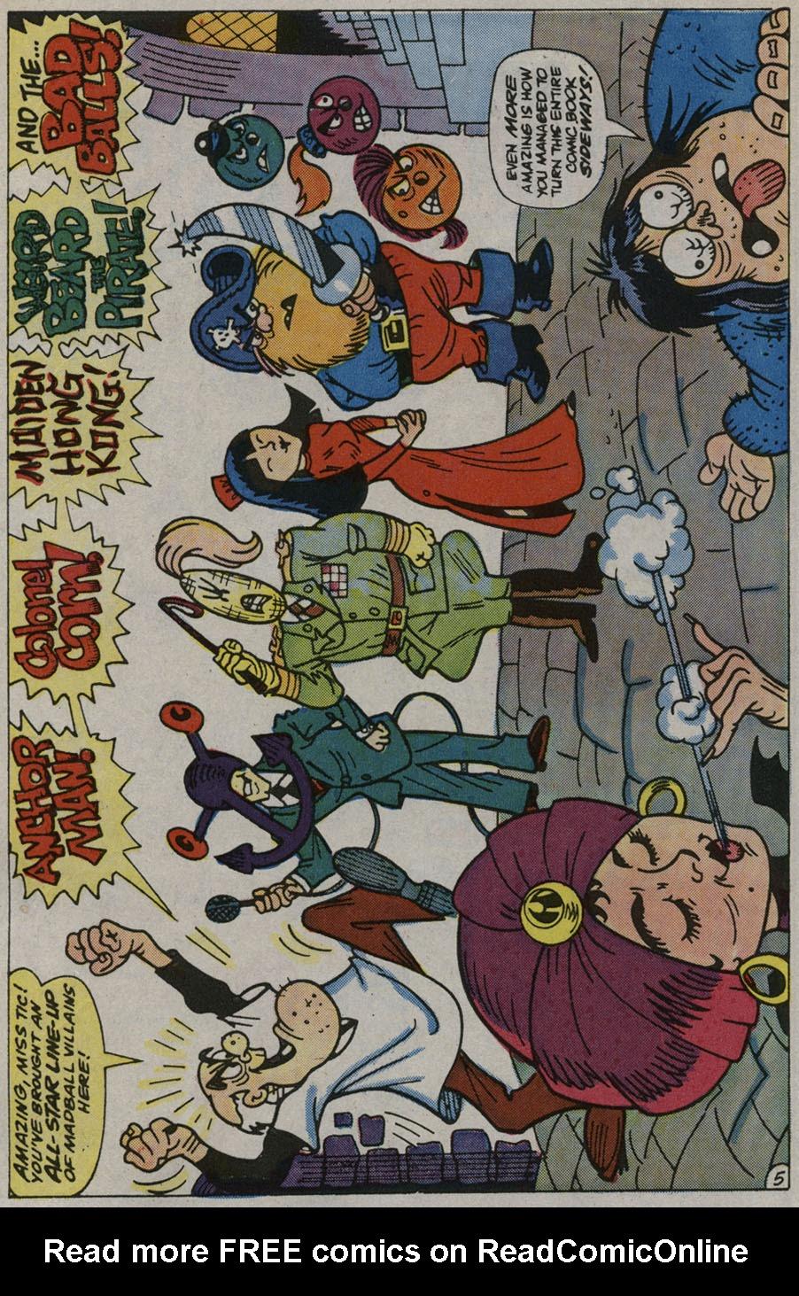 Madballs issue 9 - Page 8