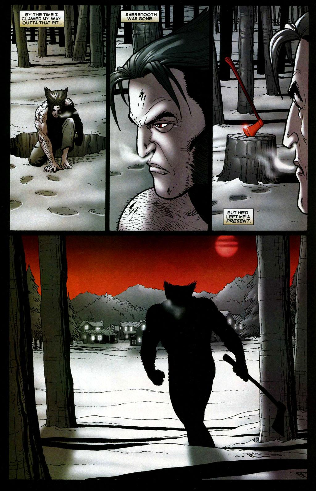 Read online Wolverine: Origins comic -  Issue #5 - 16