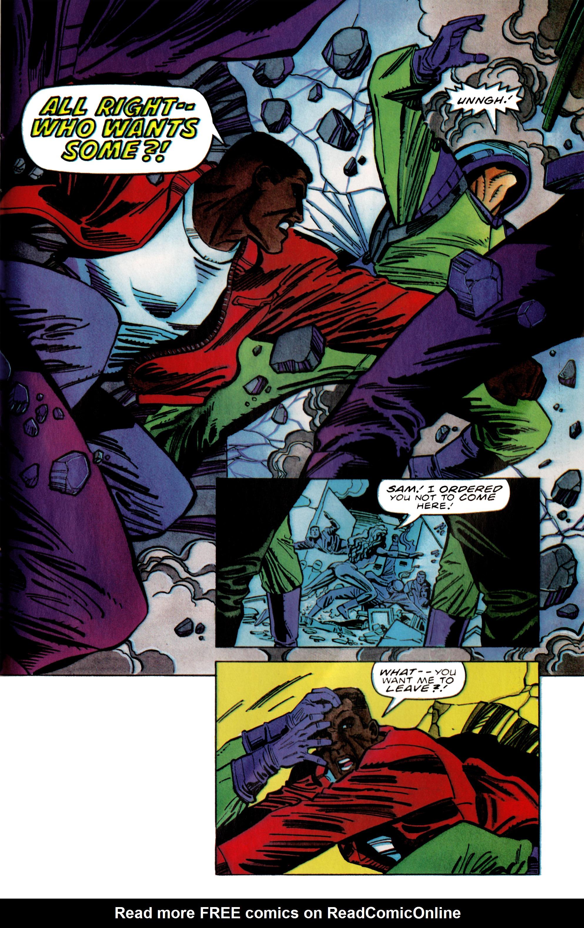 Read online Harbinger (1992) comic -  Issue #39 - 21