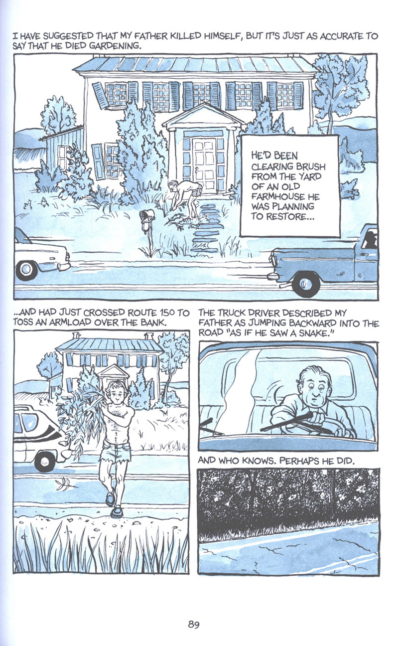 Read online Fun Home: A Family Tragicomic comic -  Issue # TPB - 96