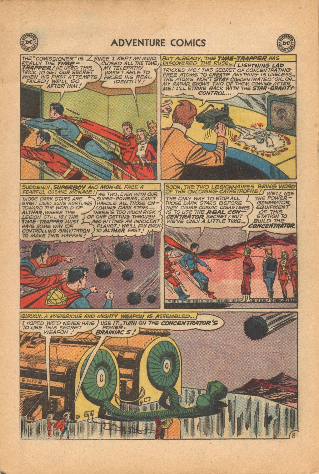Read online Adventure Comics (1938) comic -  Issue #321 - 20