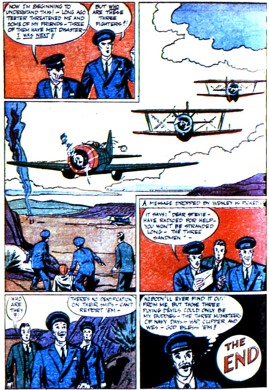 Read online Adventure Comics (1938) comic -  Issue #42 - 8