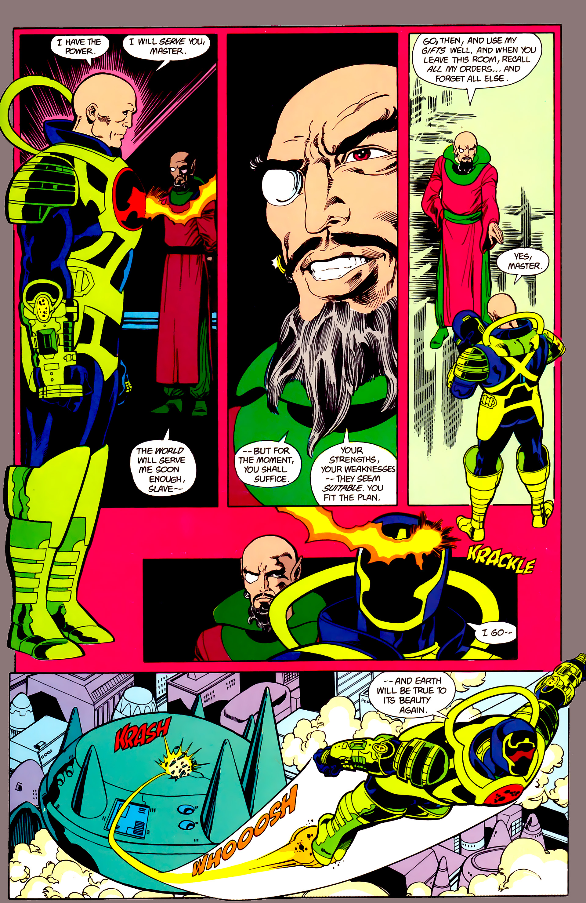 Legion of Super-Heroes (1984) 22 Page 3