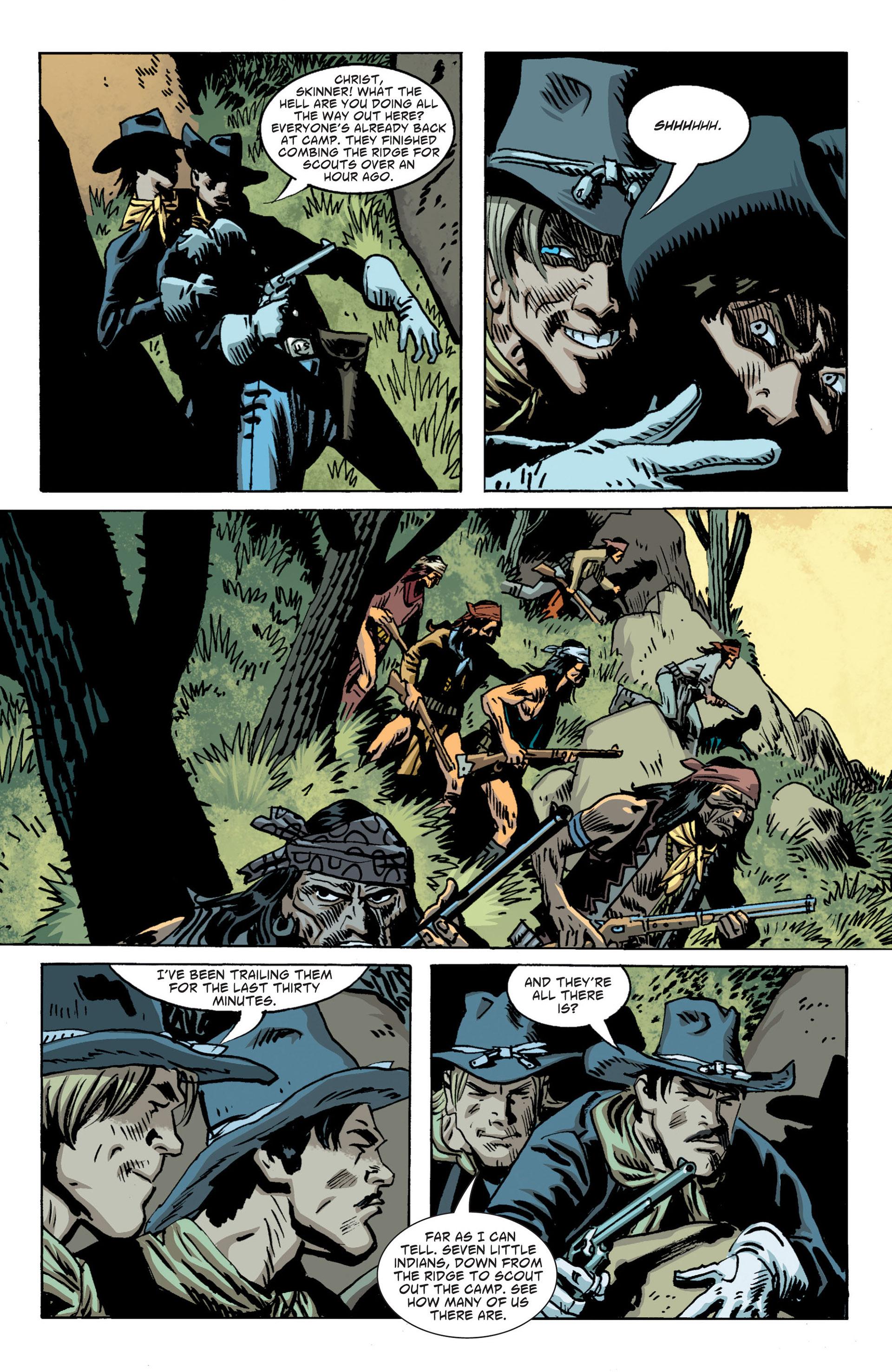 Read online American Vampire comic -  Issue #19 - 9