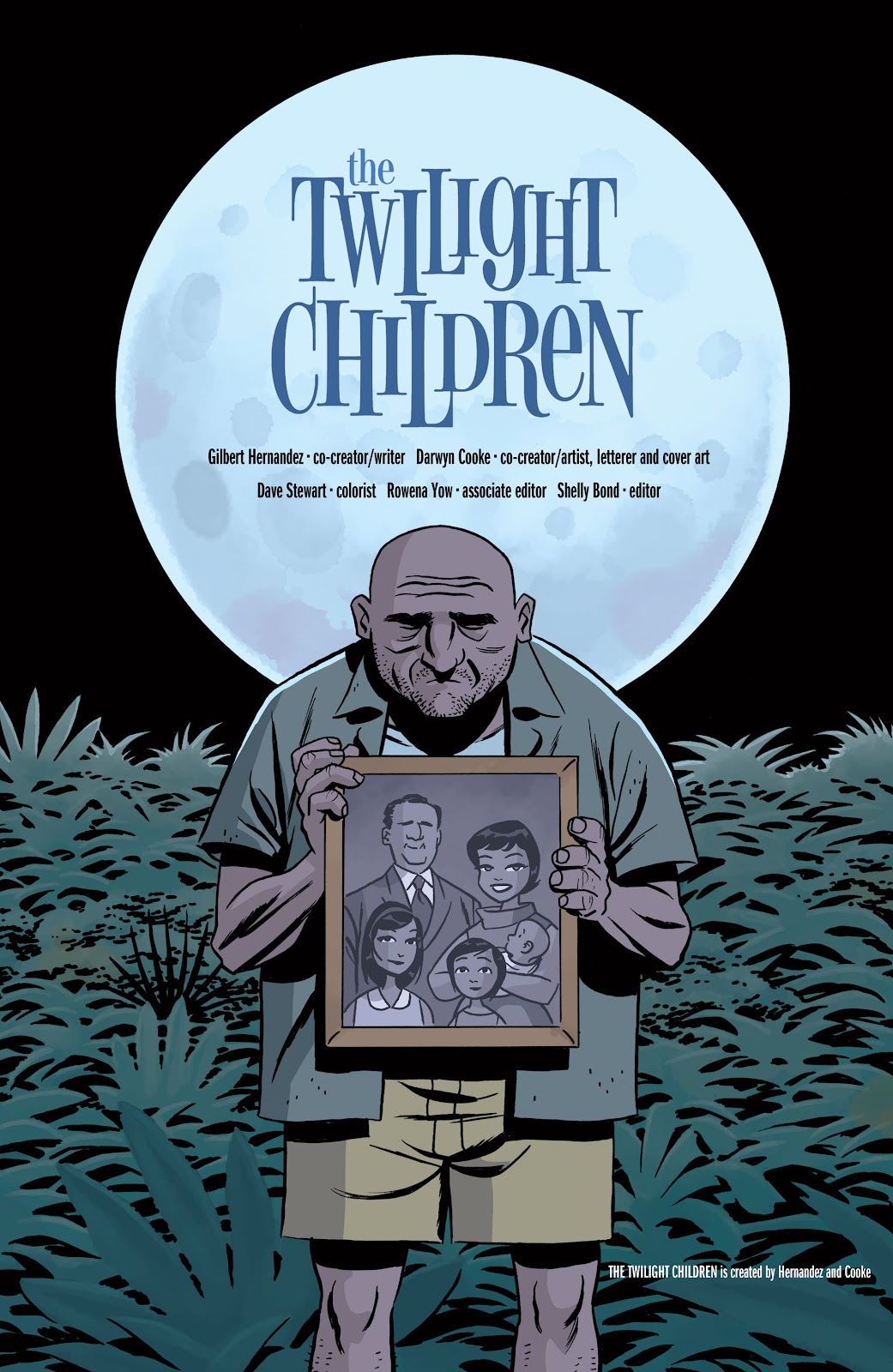 Read online The Twilight Children comic -  Issue #2 - 2