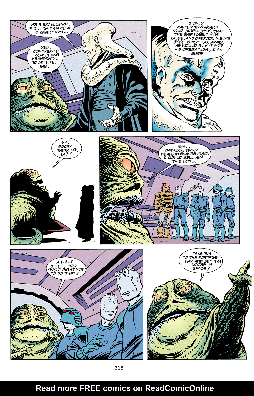Read online Star Wars Omnibus comic -  Issue # Vol. 30 - 215