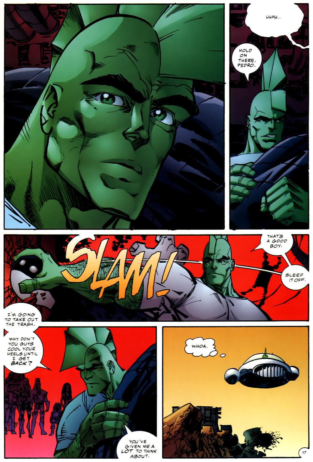 The Savage Dragon (1993) Issue #97 #100 - English 18