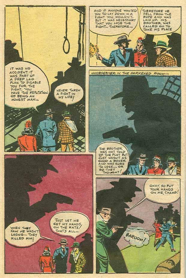 Read online Shadow Comics comic -  Issue #79 - 11