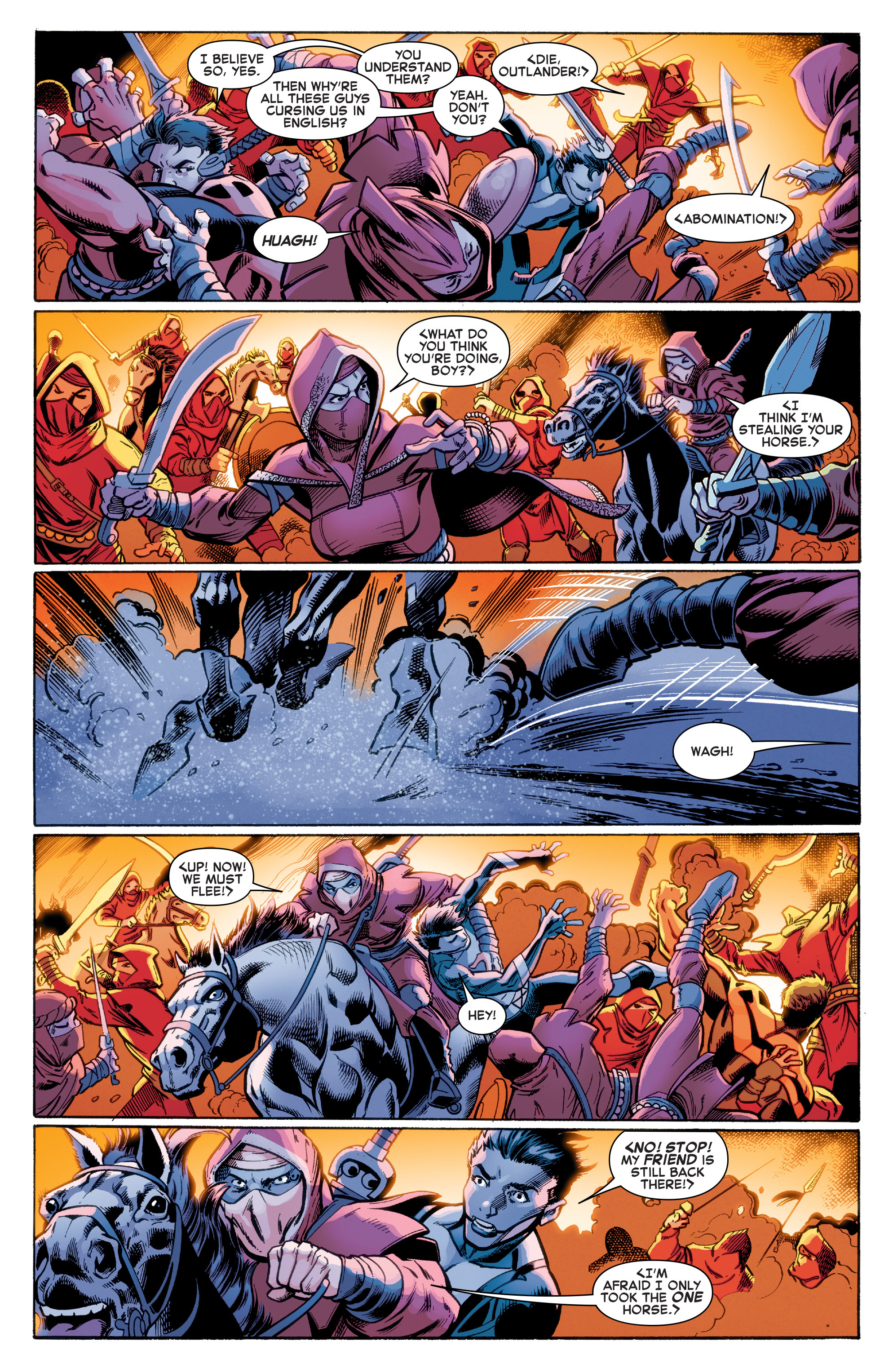 Read online All-New X-Men (2016) comic -  Issue #9 - 22