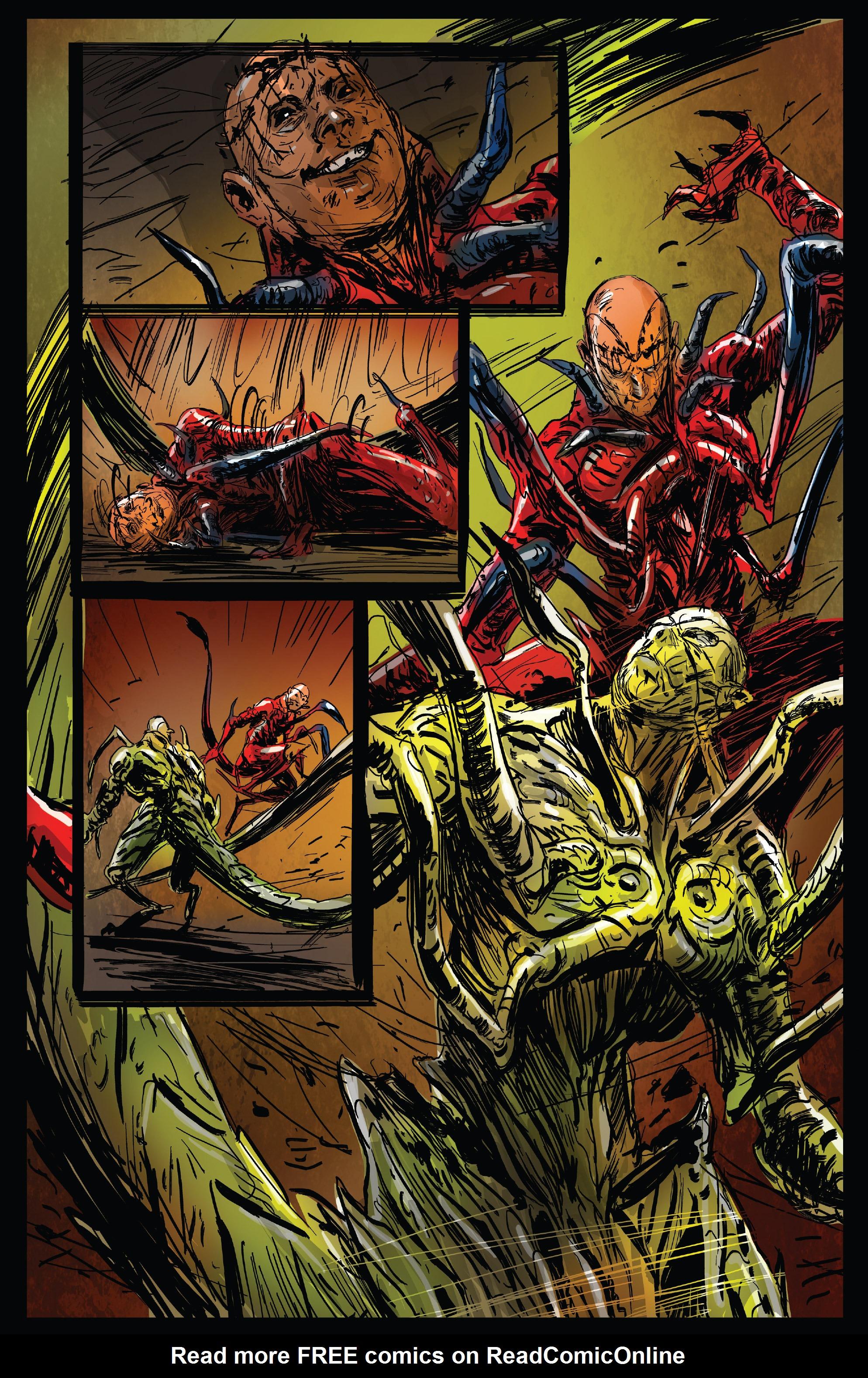 Read online Clive Barker's Hellraiser: The Dark Watch comic -  Issue # TPB 3 - 12