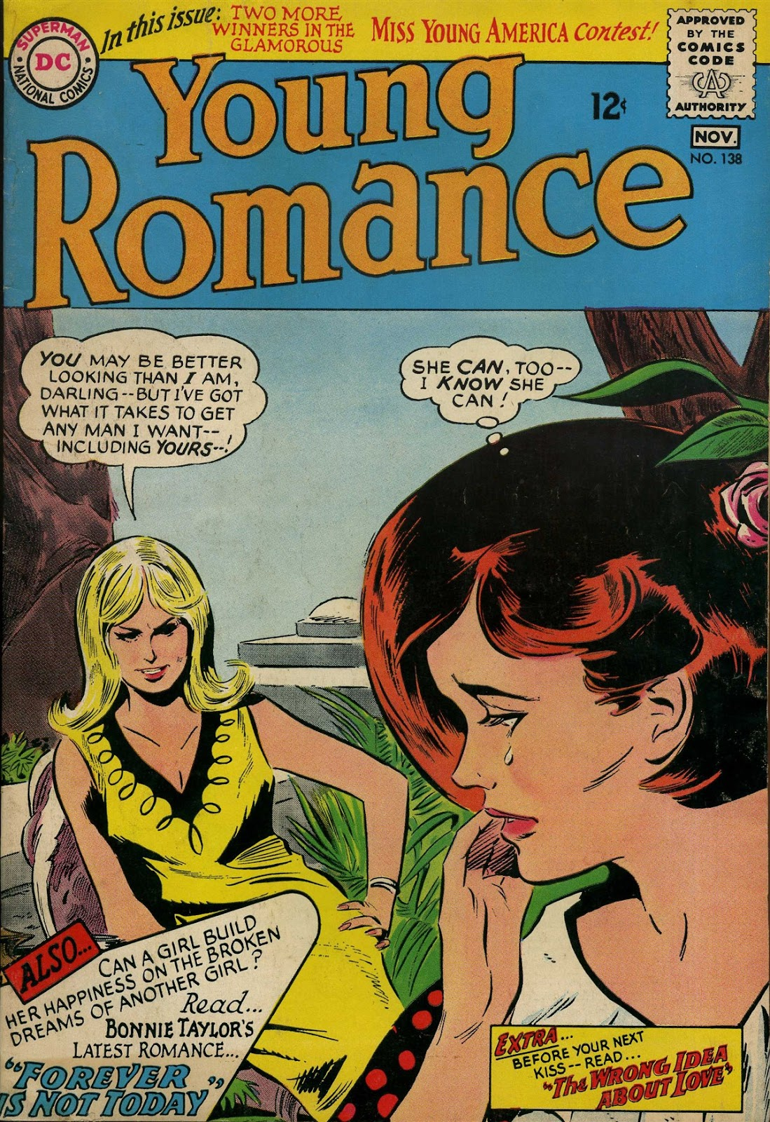 Young Romance issue 138 - Page 1
