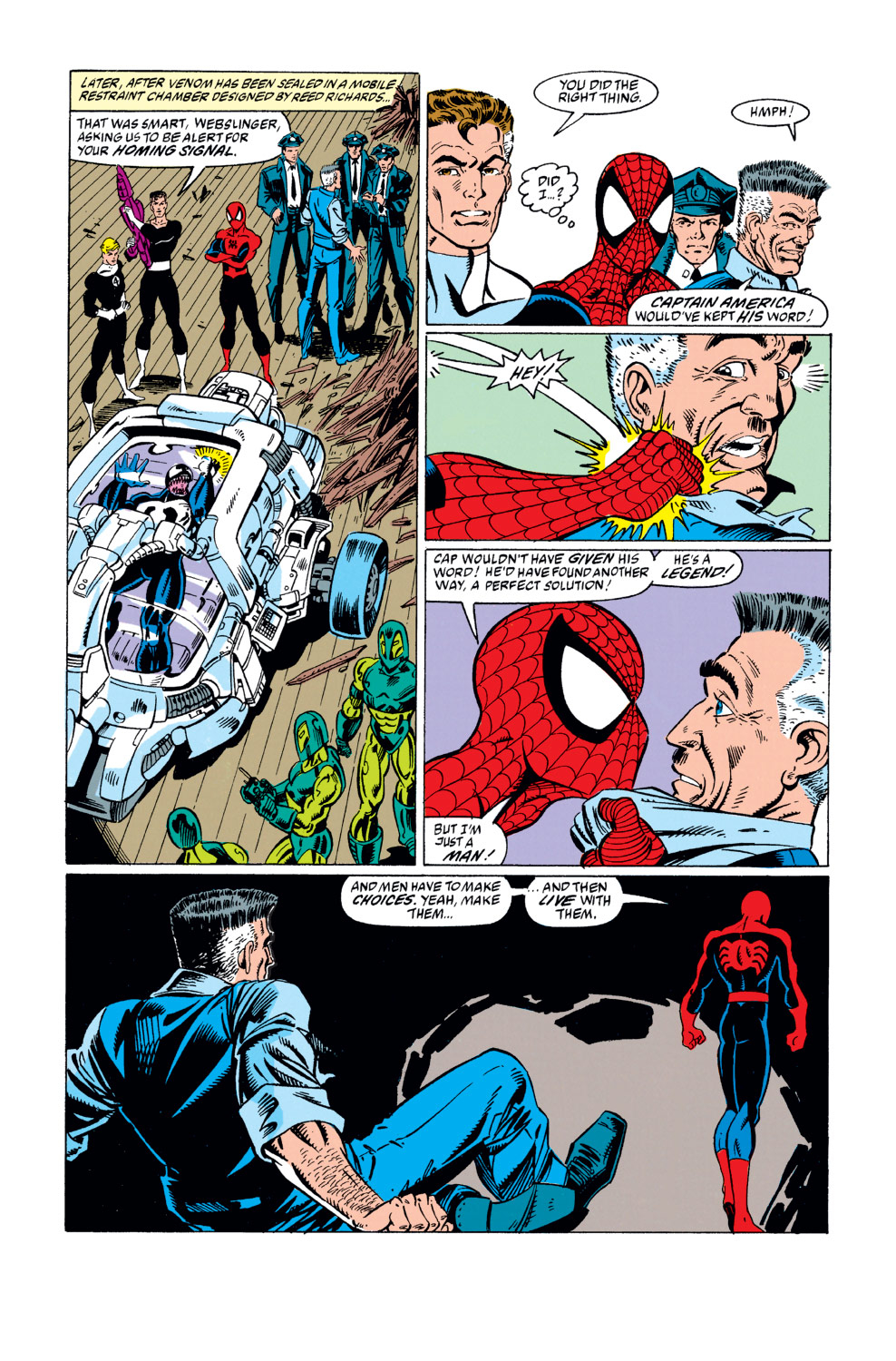 The Amazing Spider-Man (1963) 363 Page 21