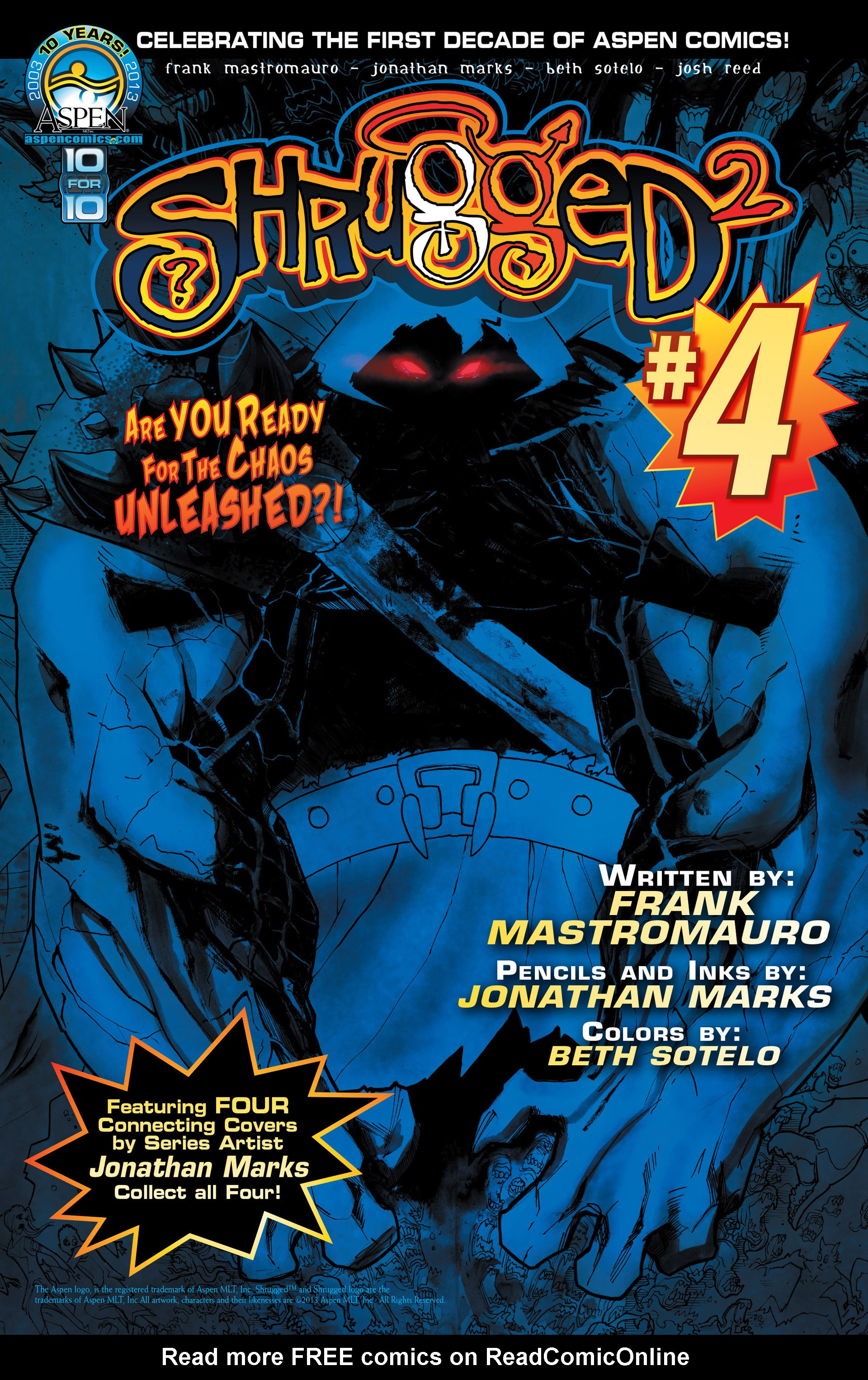 Read online Shrugged (2013) comic -  Issue #3 - 22