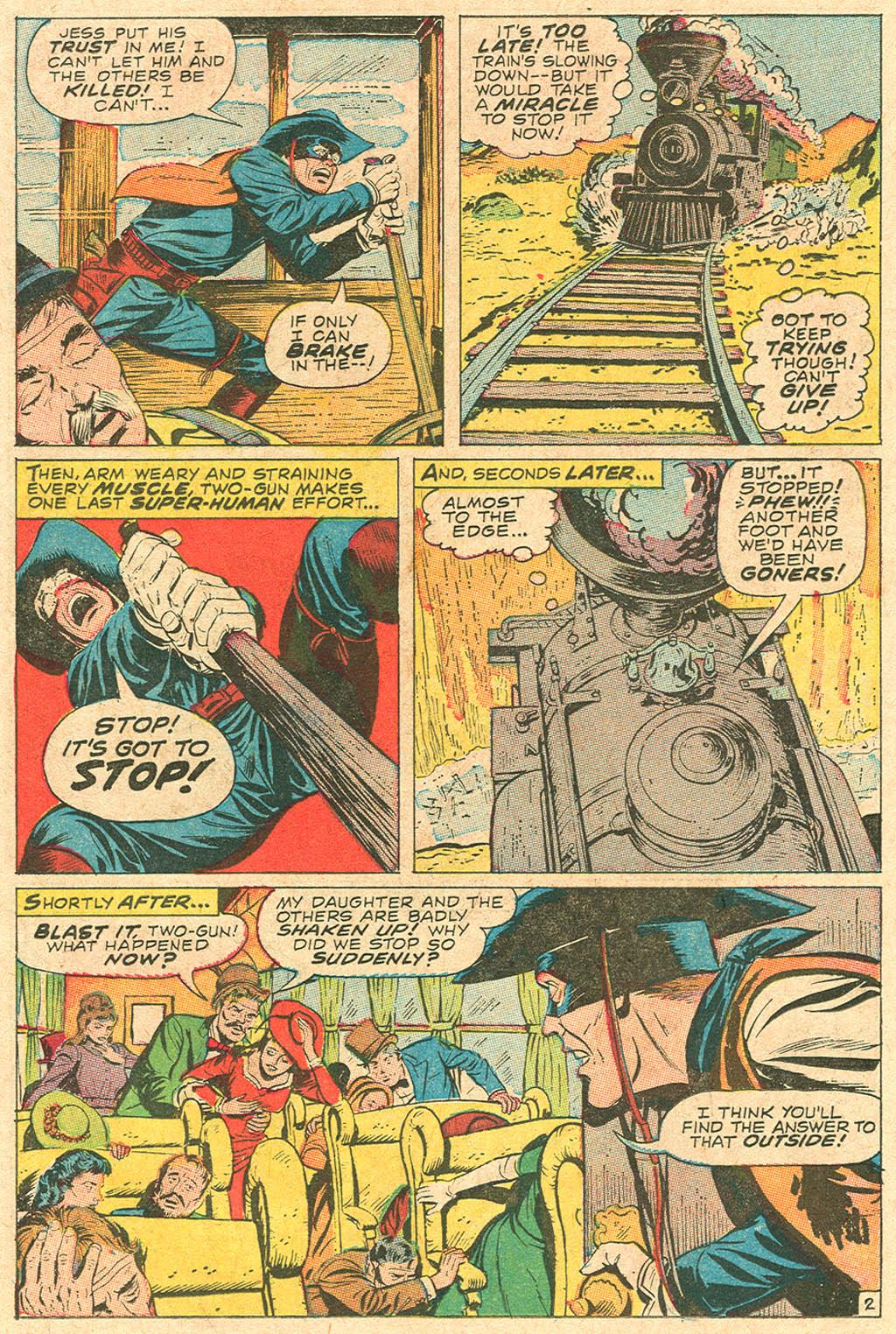 Read online Two-Gun Kid comic -  Issue #92 - 15