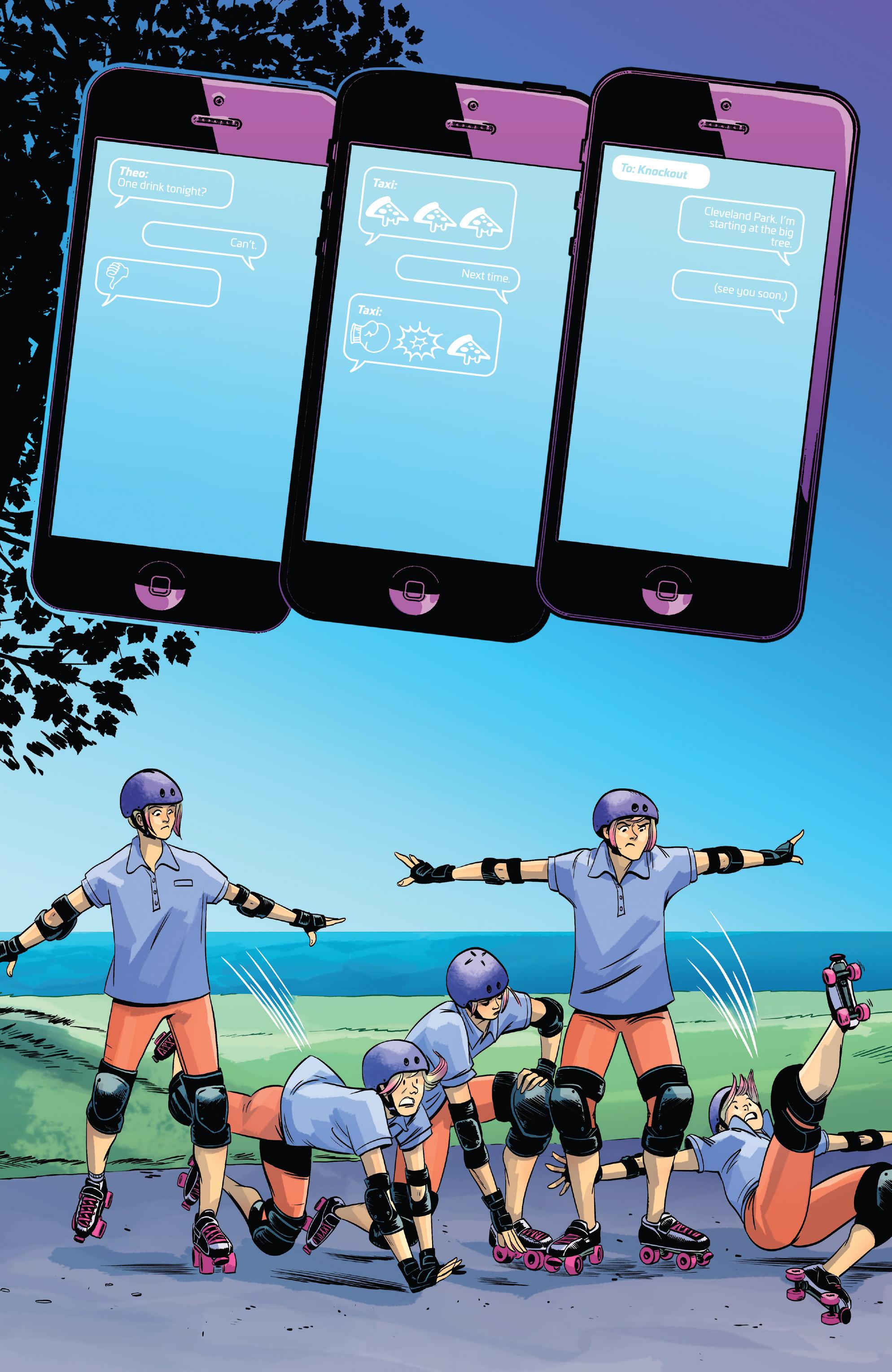 Read online Slam! comic -  Issue #2 - 16