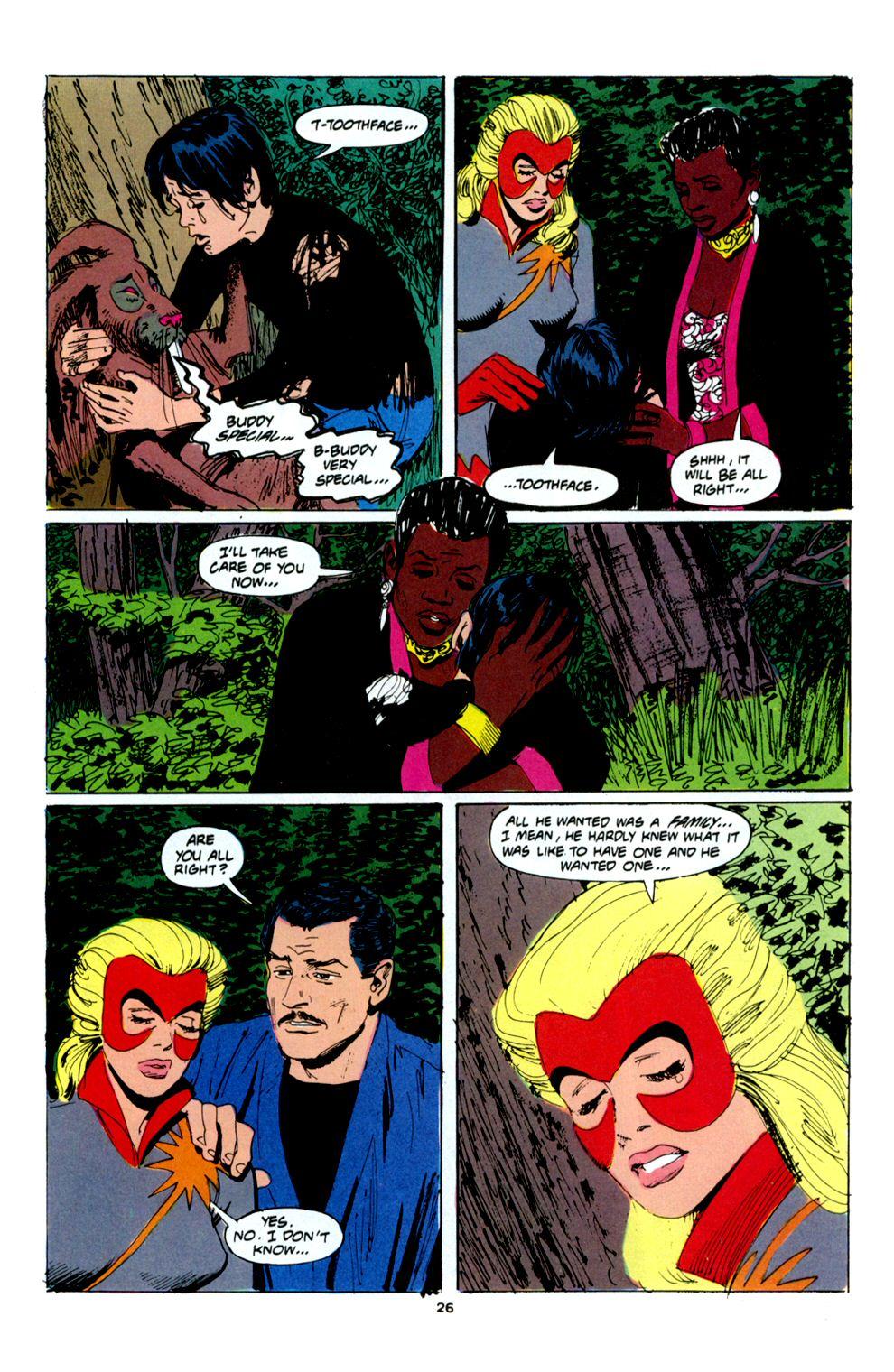 Read online Powerline comic -  Issue #6 - 28