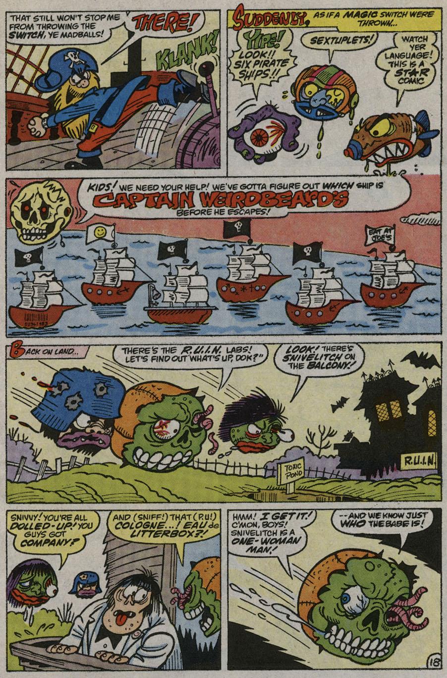 Madballs issue 9 - Page 25