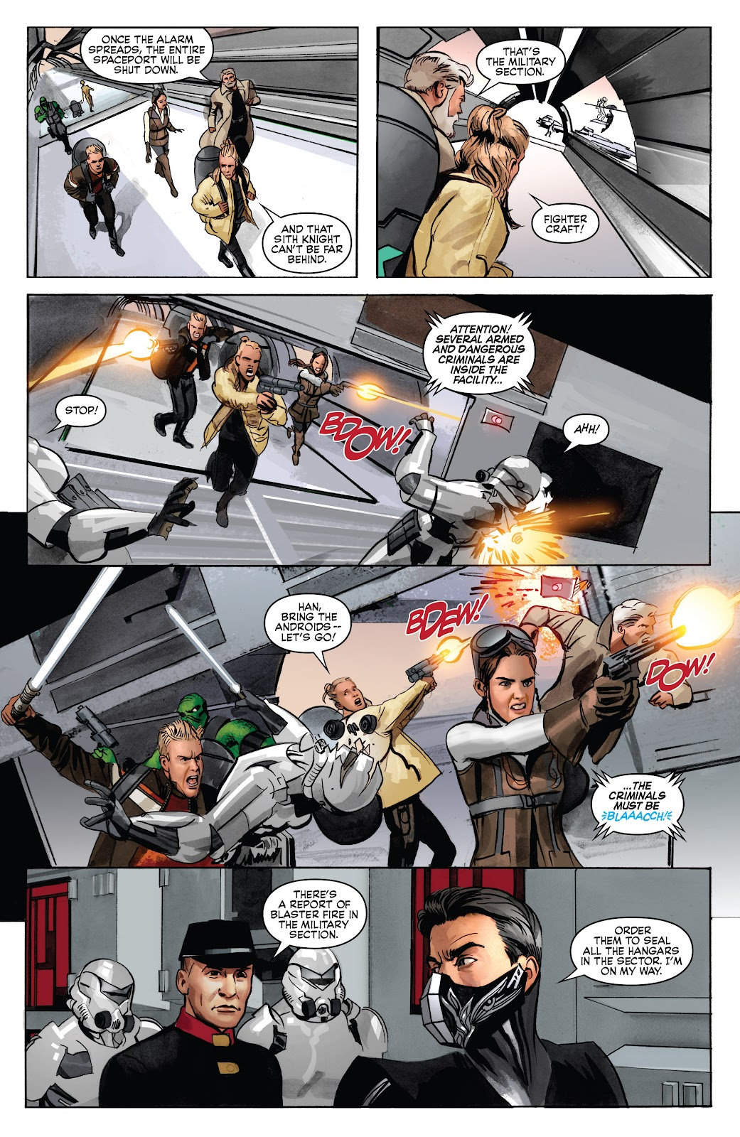 Read online Star Wars Legends: Infinities - Epic Collection comic -  Issue # TPB (Part 5) - 8