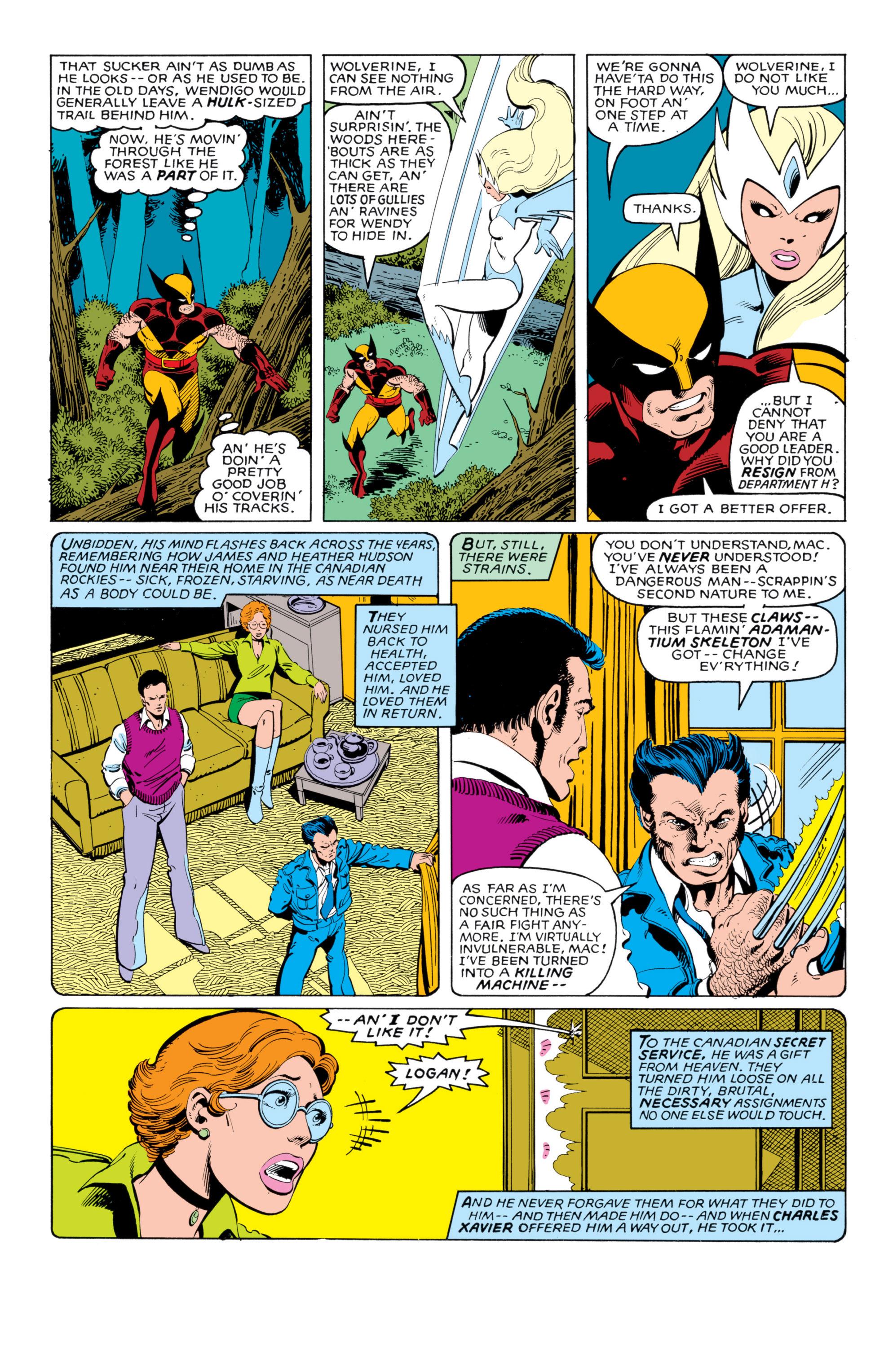 Uncanny X-Men (1963) 140 Page 11