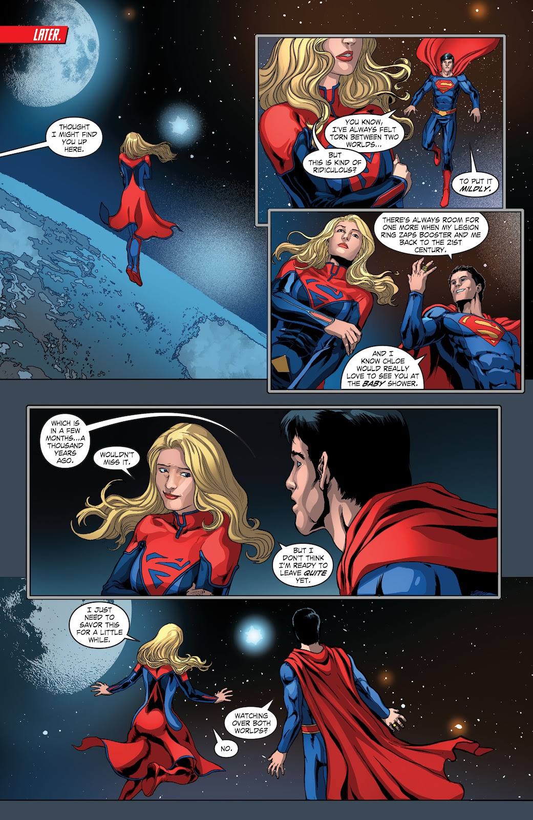 Read online Smallville Season 11 [II] comic -  Issue # TPB 4 - 99