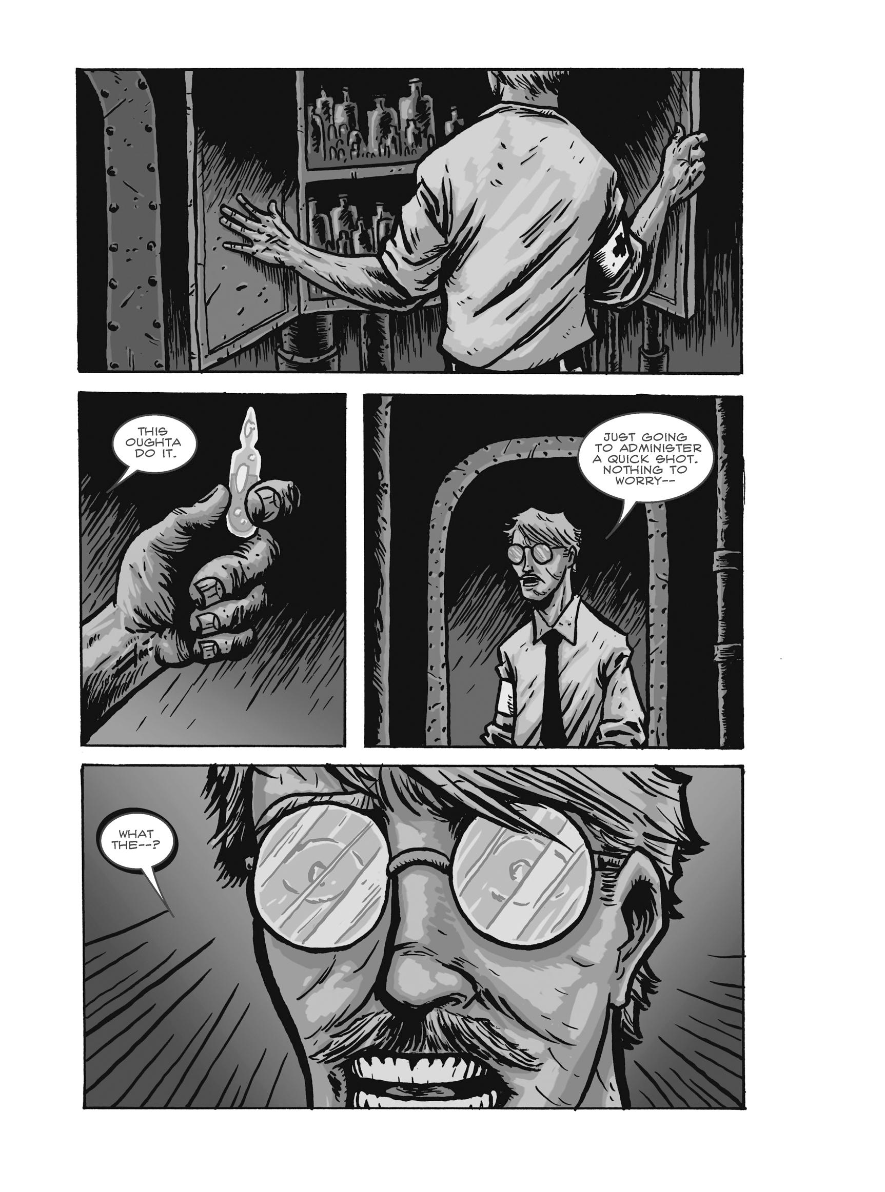 Read online FUBAR comic -  Issue #2 - 73