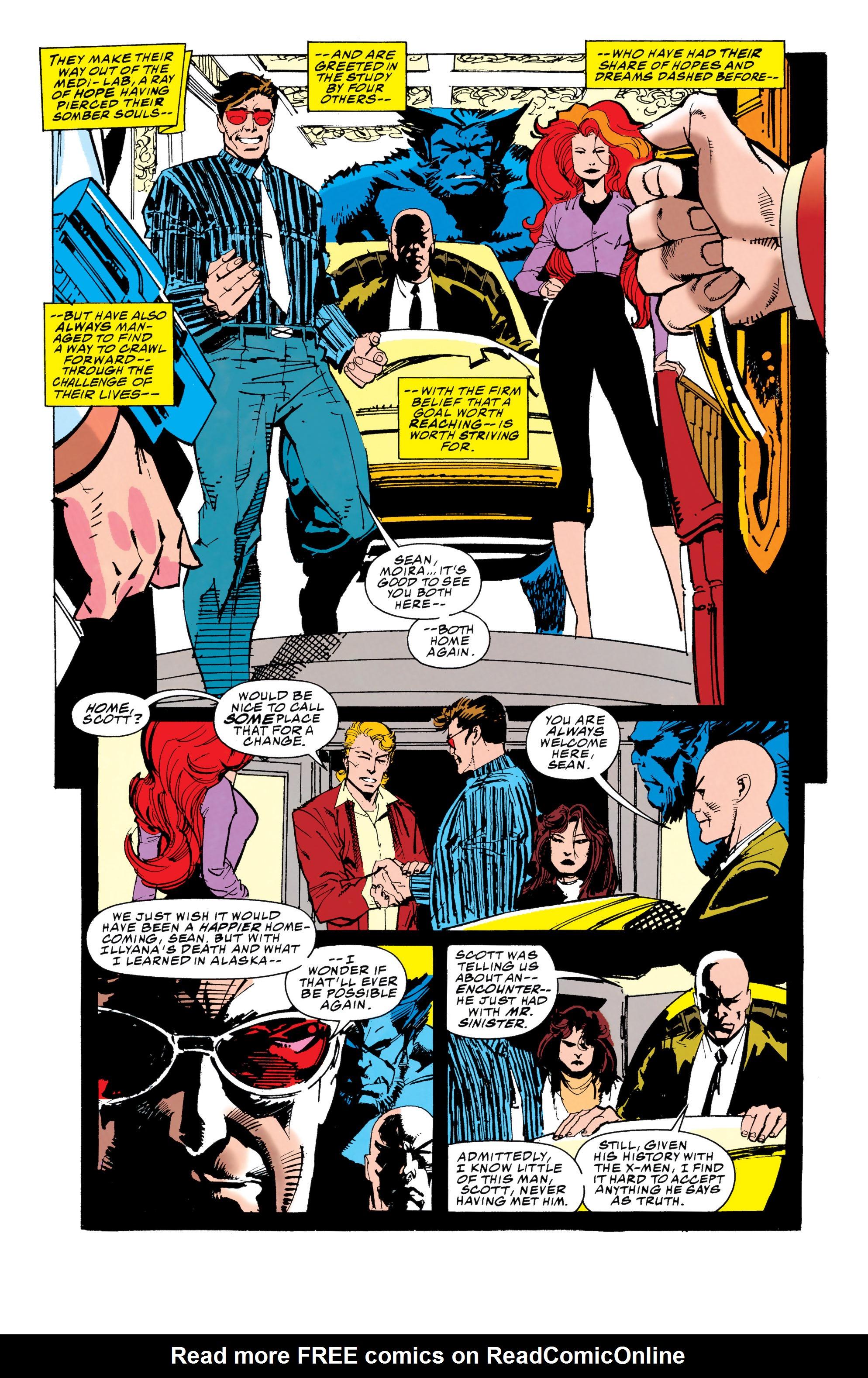 X-Men (1991) 24 Page 17