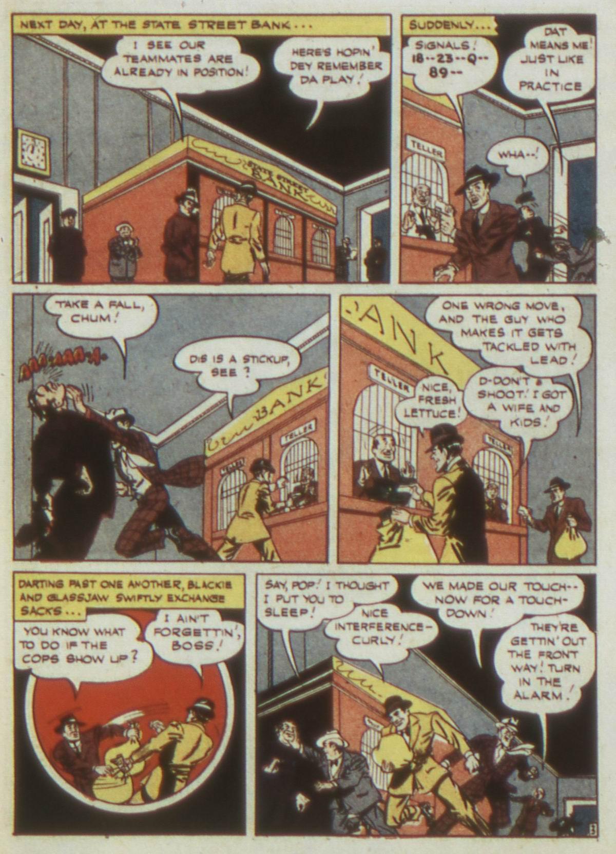 Read online Detective Comics (1937) comic -  Issue #82 - 5
