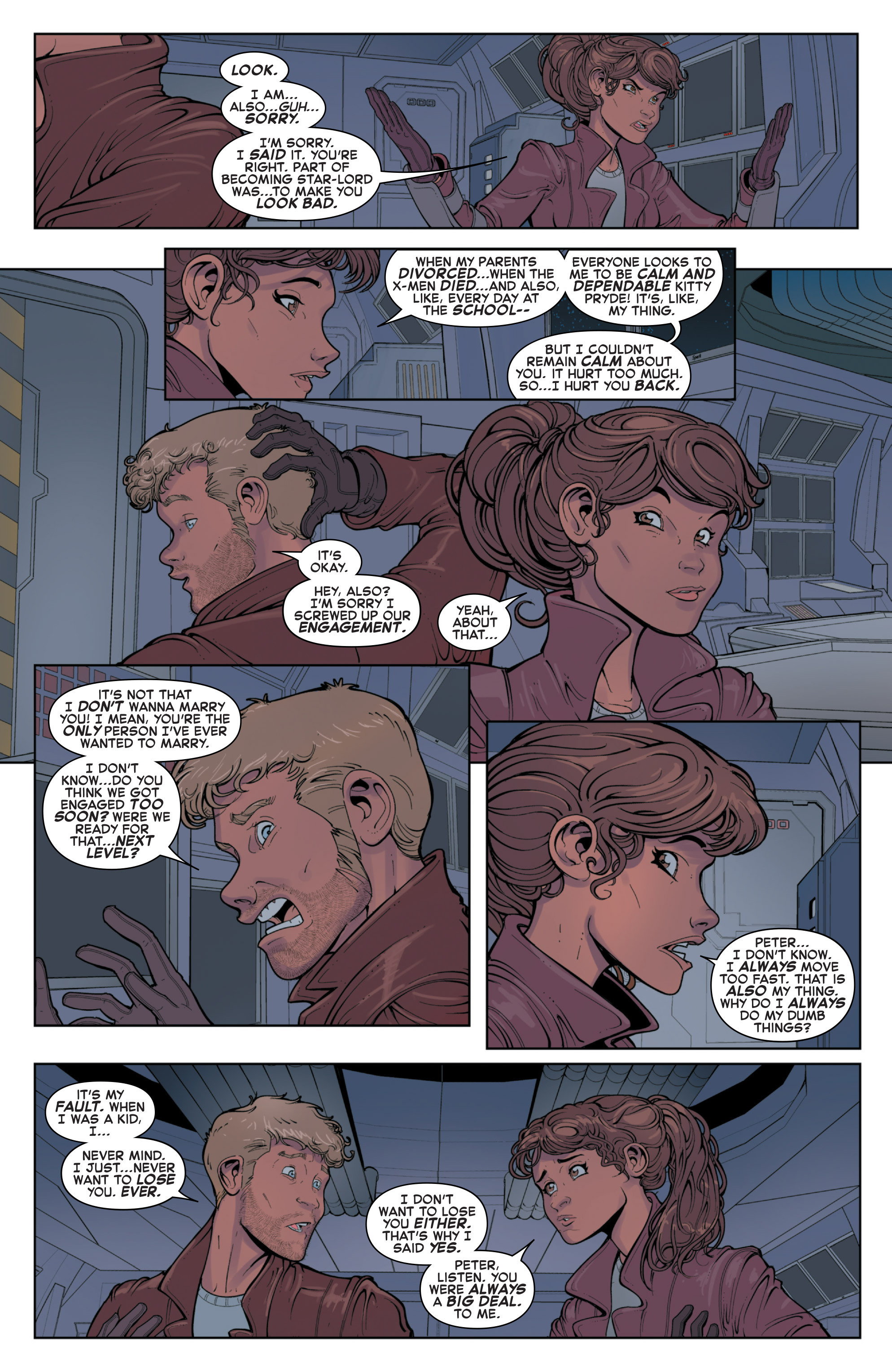 Star-Lord (2016) #8 - Read Star-Lord (2016) Issue #8 Page 22