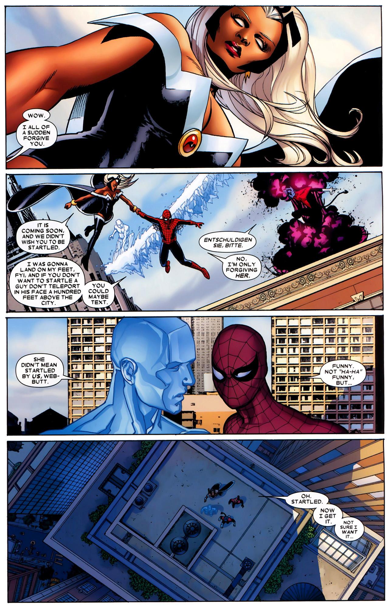 Read online Giant-Size Astonishing X-Men comic -  Issue # Full - 6
