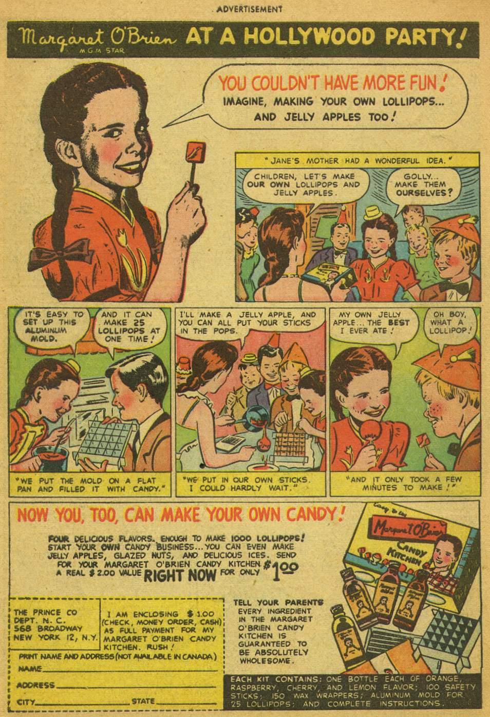 Read online Sensation (Mystery) Comics comic -  Issue #80 - 49