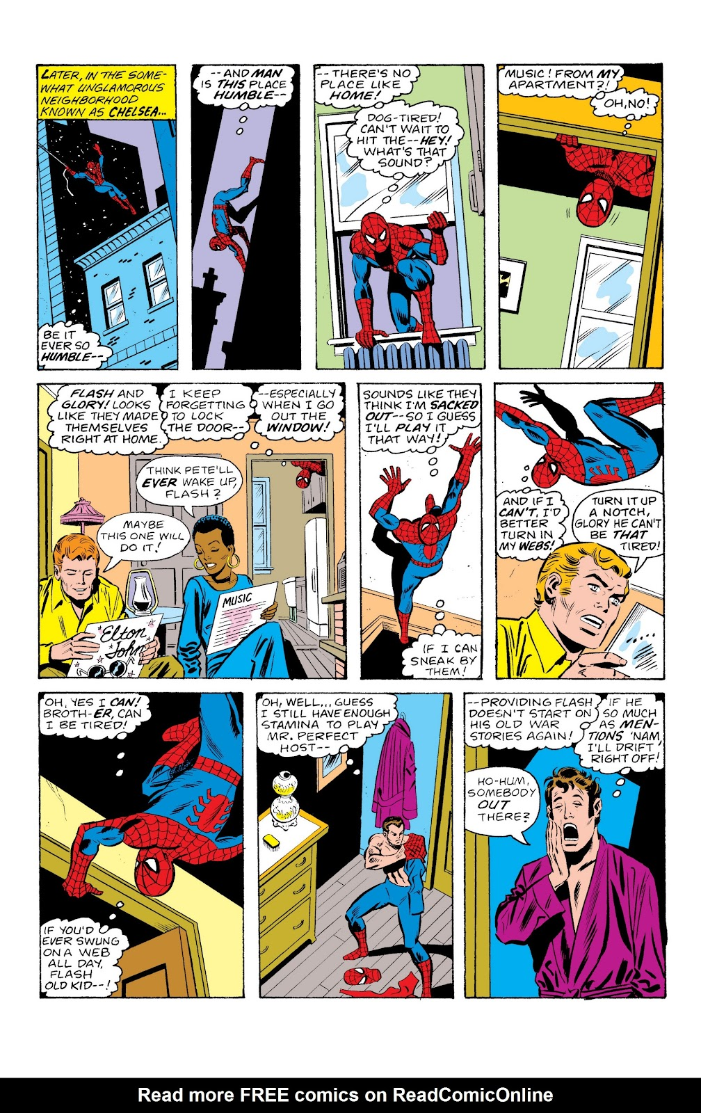 Read online Marvel Masterworks: The Spectacular Spider-Man comic -  Issue # TPB (Part 1) - 50