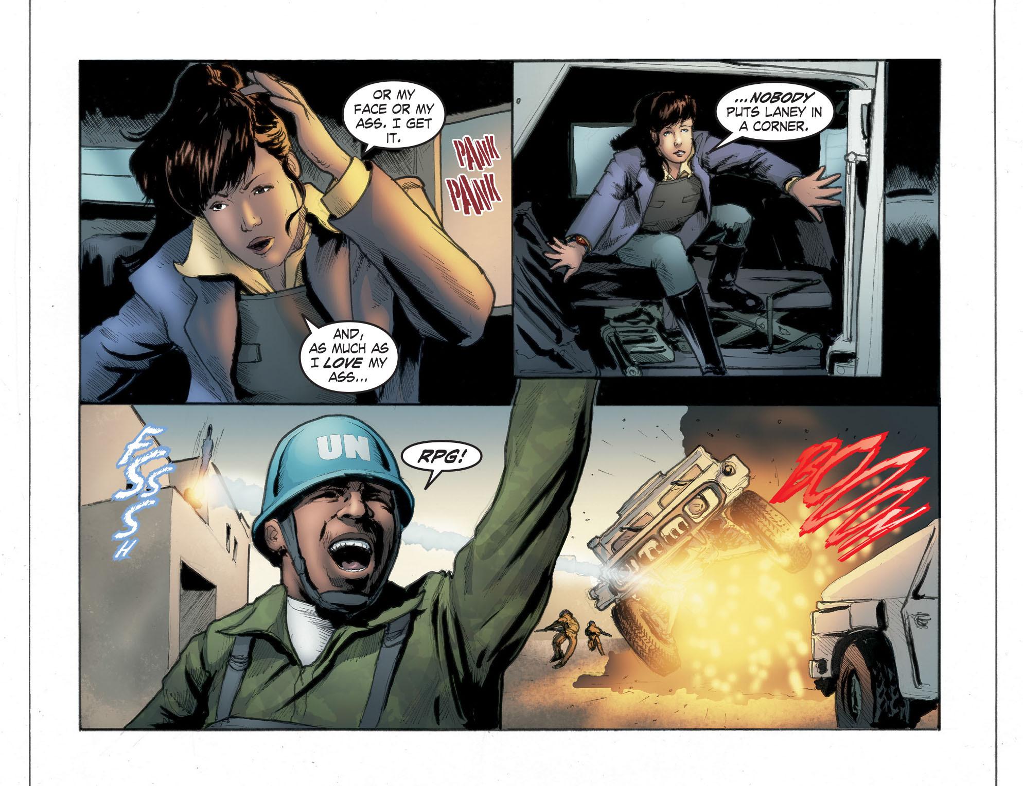 Read online Smallville: Season 11 comic -  Issue #41 - 16