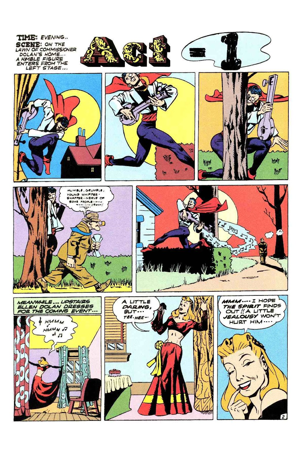 Read online Will Eisner's The Spirit Archives comic -  Issue # TPB 3 (Part 2) - 79